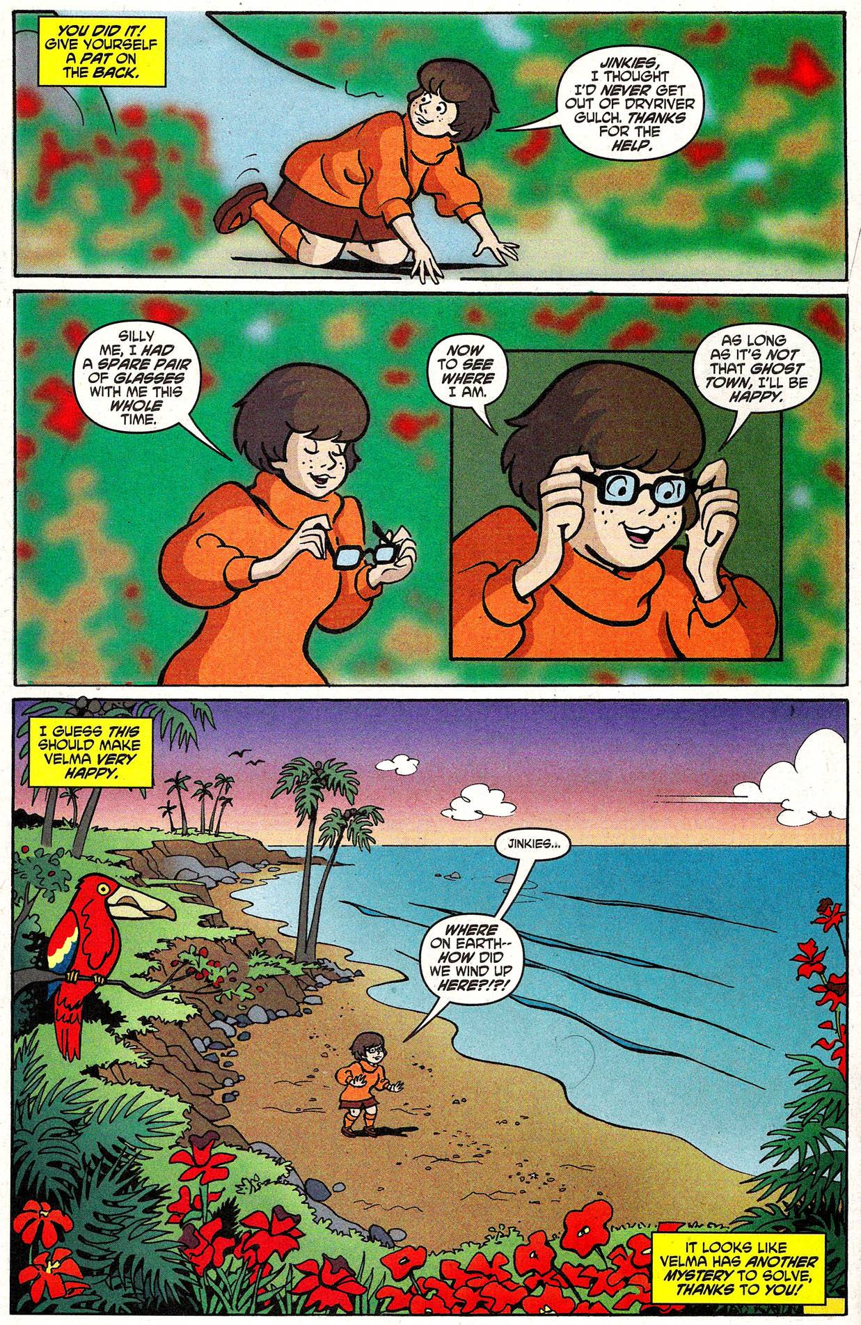 Read online Scooby-Doo (1997) comic -  Issue #105 - 5