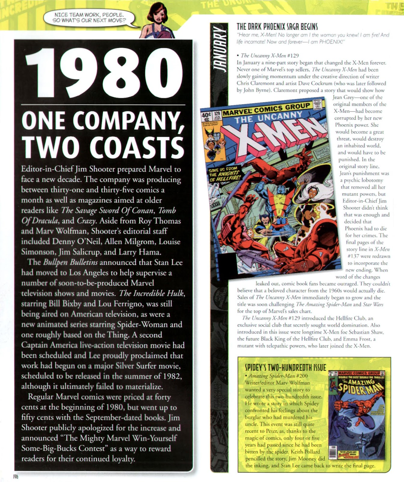 Read online Marvel Chronicle comic -  Issue # TPB (Part 2) - 83