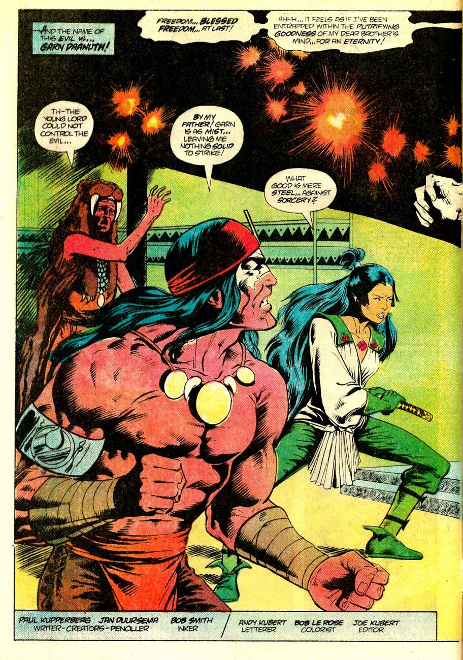 Read online Arion, Lord of Atlantis comic -  Issue #18 - 3