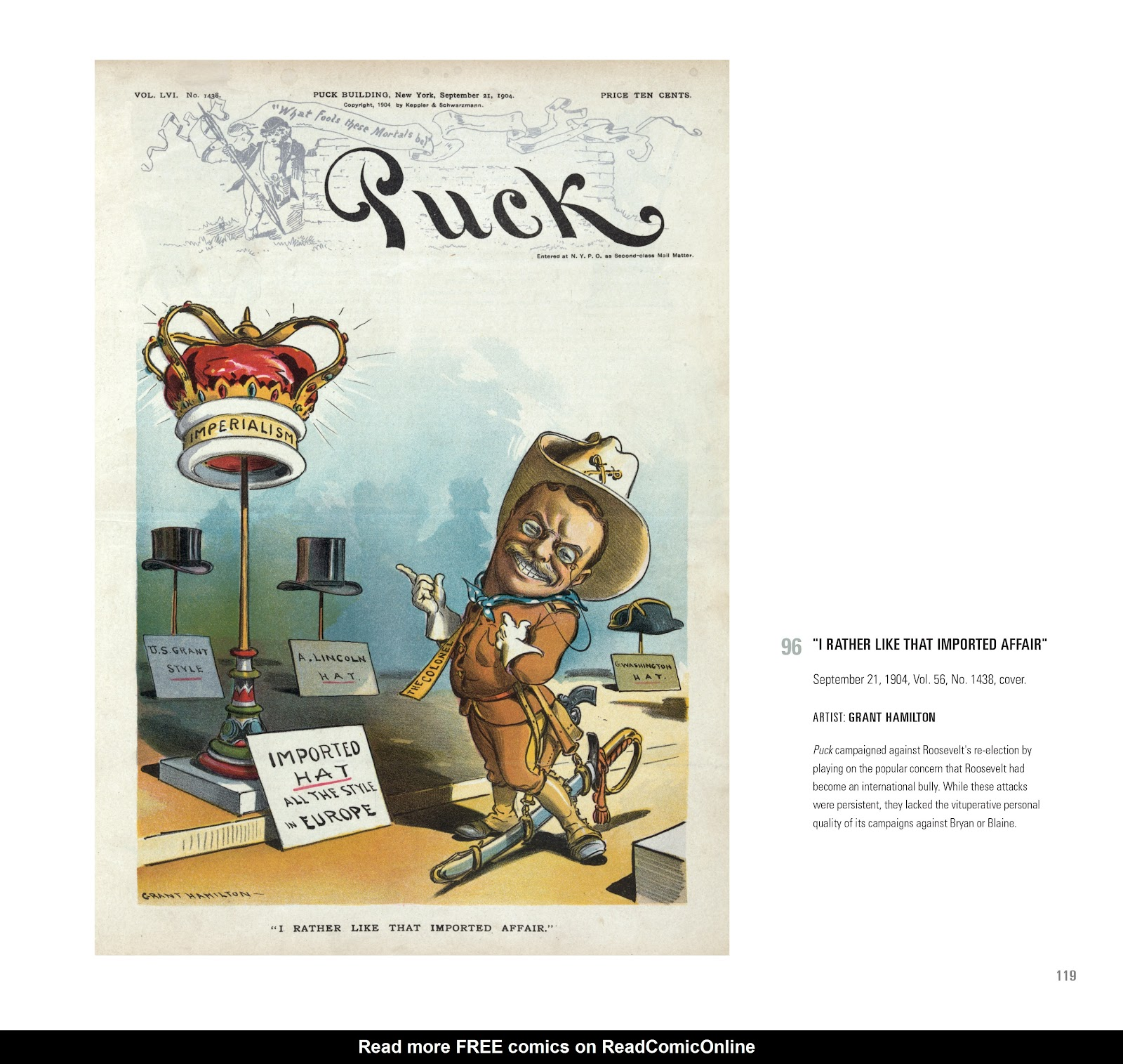Read online What Fools These Mortals Be!: The Story of Puck Magazine comic -  Issue # TPB (Part 2) - 19