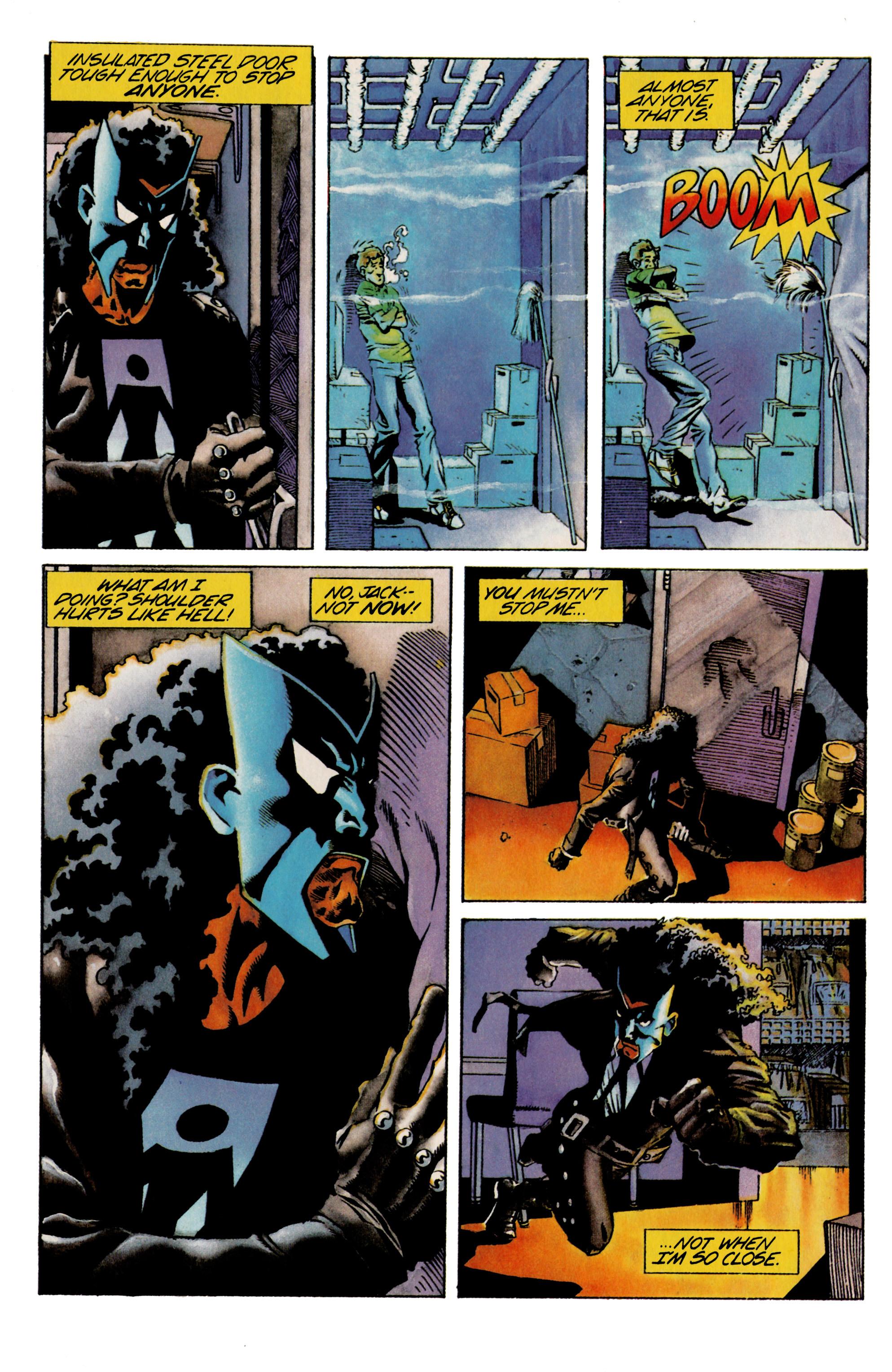 Read online Shadowman (1992) comic -  Issue #25 - 14