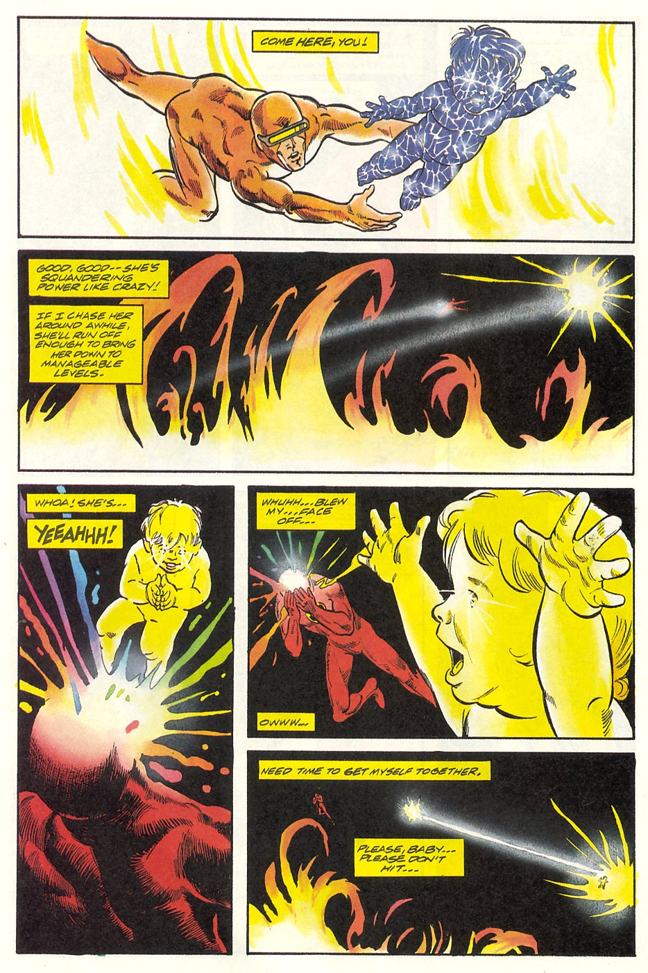 Read online Solar, Man of the Atom comic -  Issue #9 - 31
