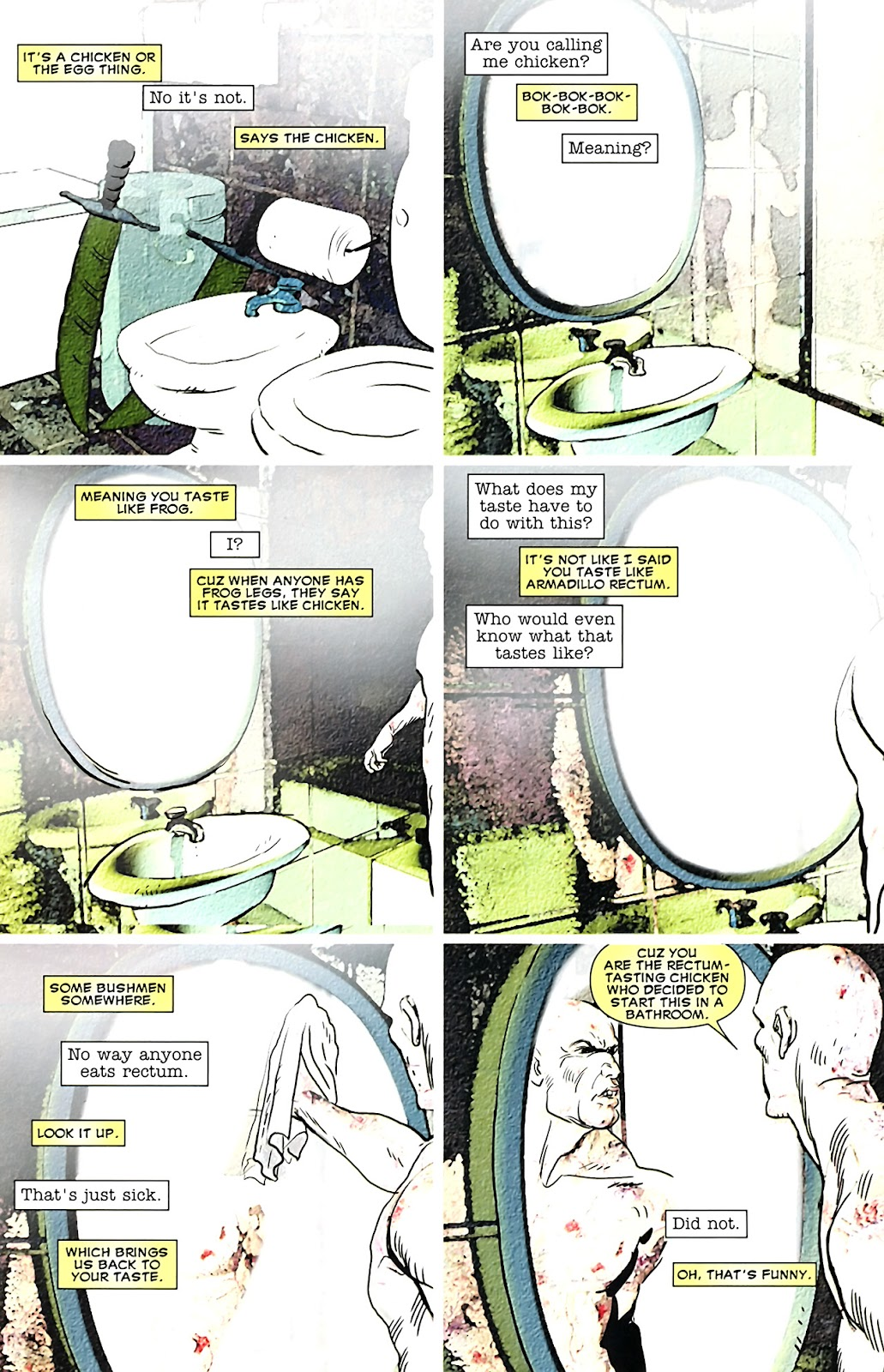 Read online Deadpool (2008) comic -  Issue #900 - 56