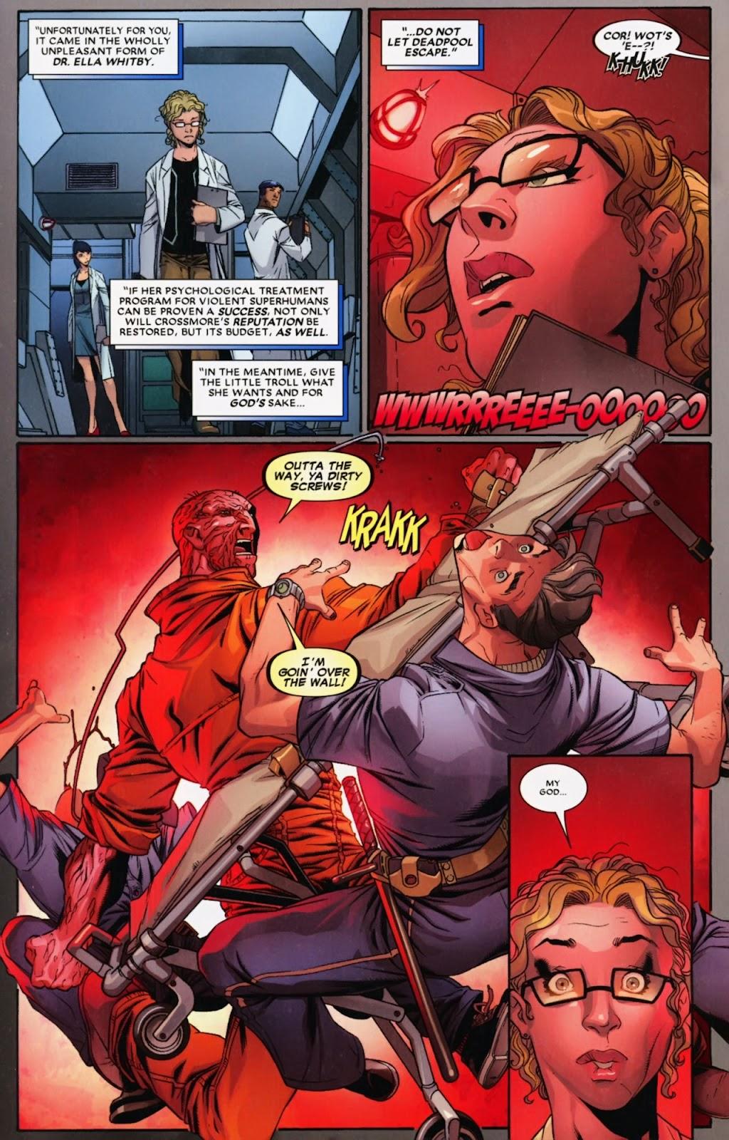 Read online Deadpool (2008) comic -  Issue #40 - 9