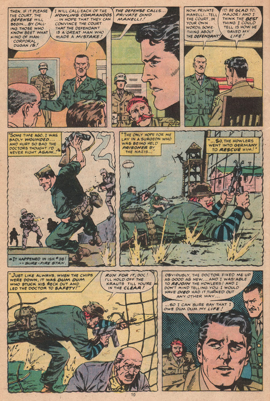 Read online Sgt. Fury comic -  Issue #156 - 12