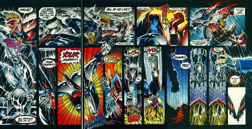 Read online ShadowHawk comic -  Issue #6 - 25