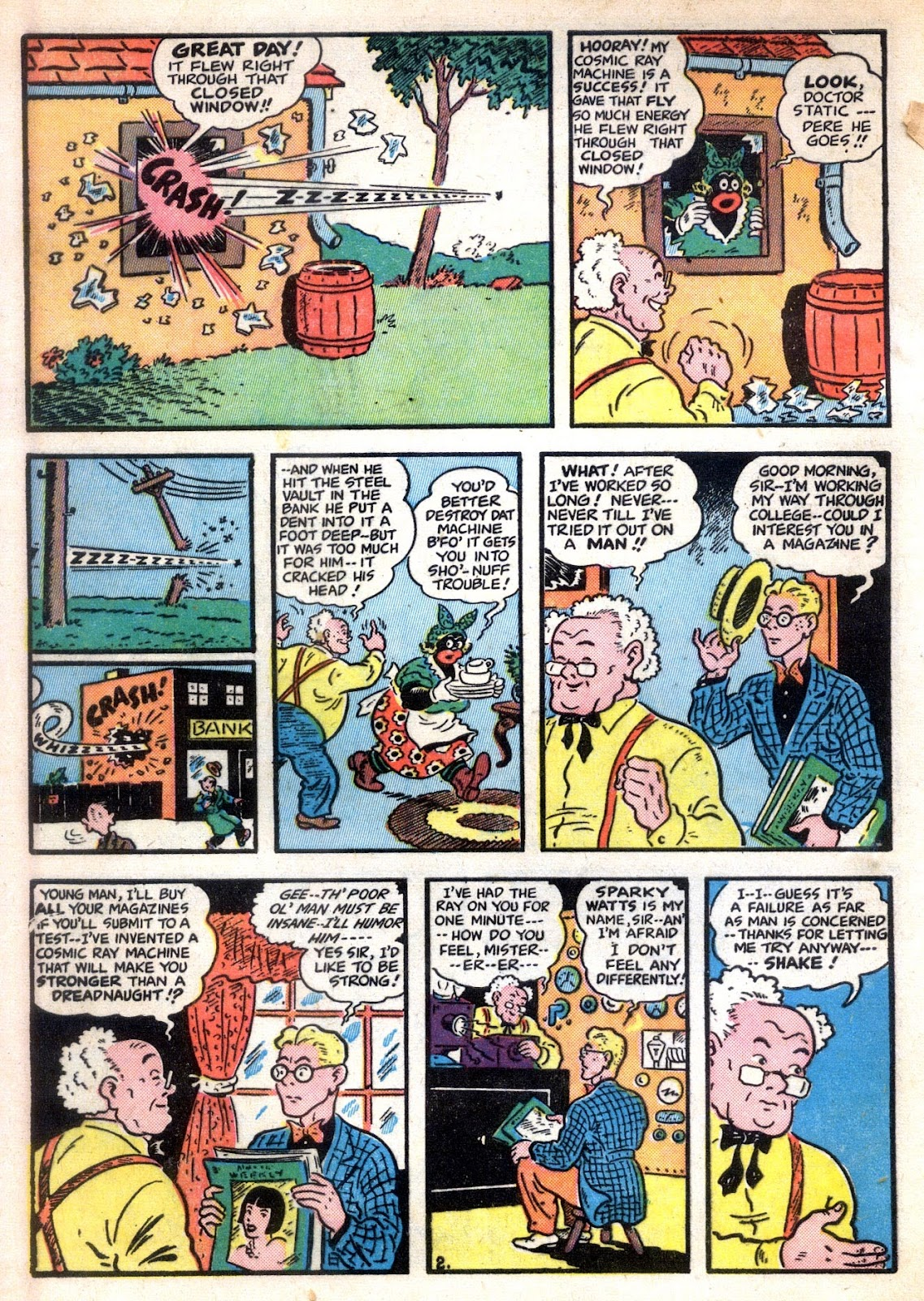 Sparky Watts issue 4 - Page 4