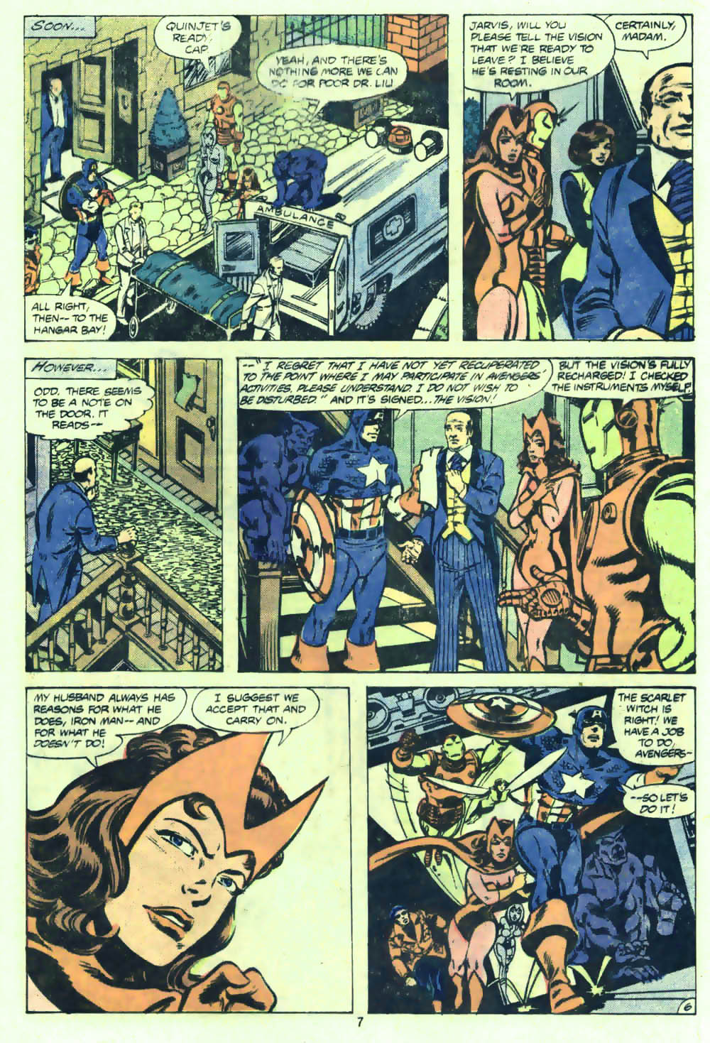 The Avengers (1963) 205 Page 6