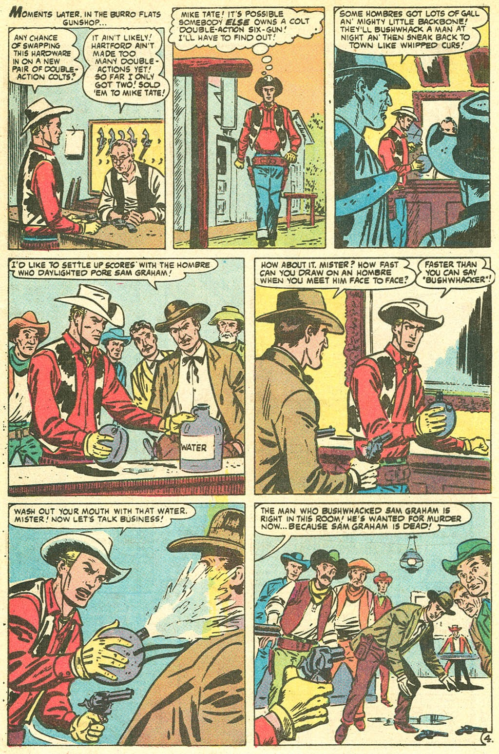 Kid Colt Outlaw issue 141 - Page 32