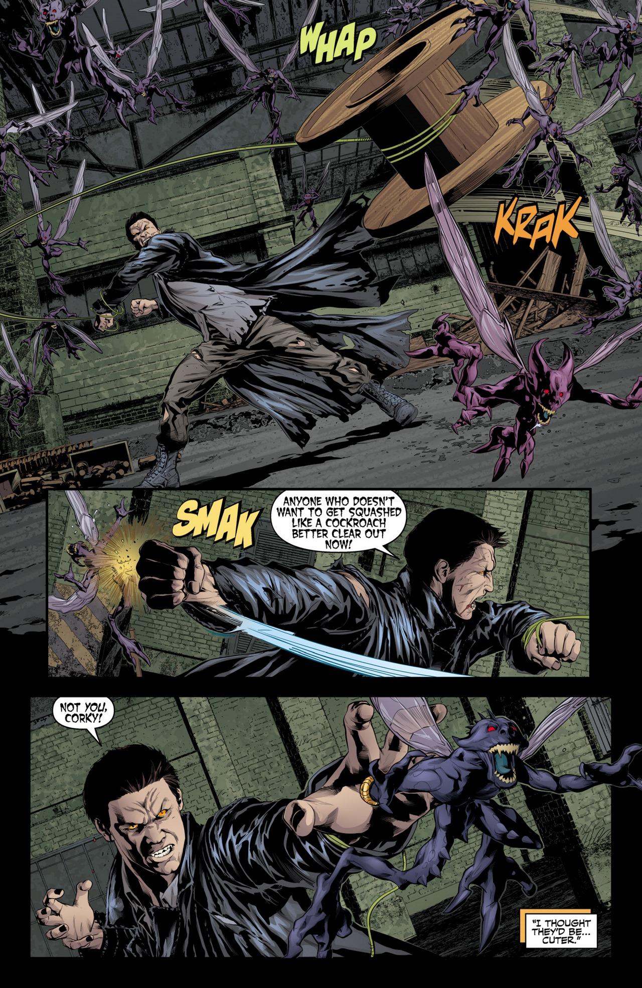 Read online Angel & Faith Season 10 comic -  Issue #4 - 15