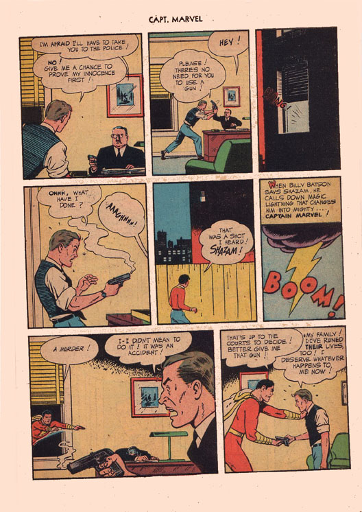 Captain Marvel Adventures issue 89 - Page 14