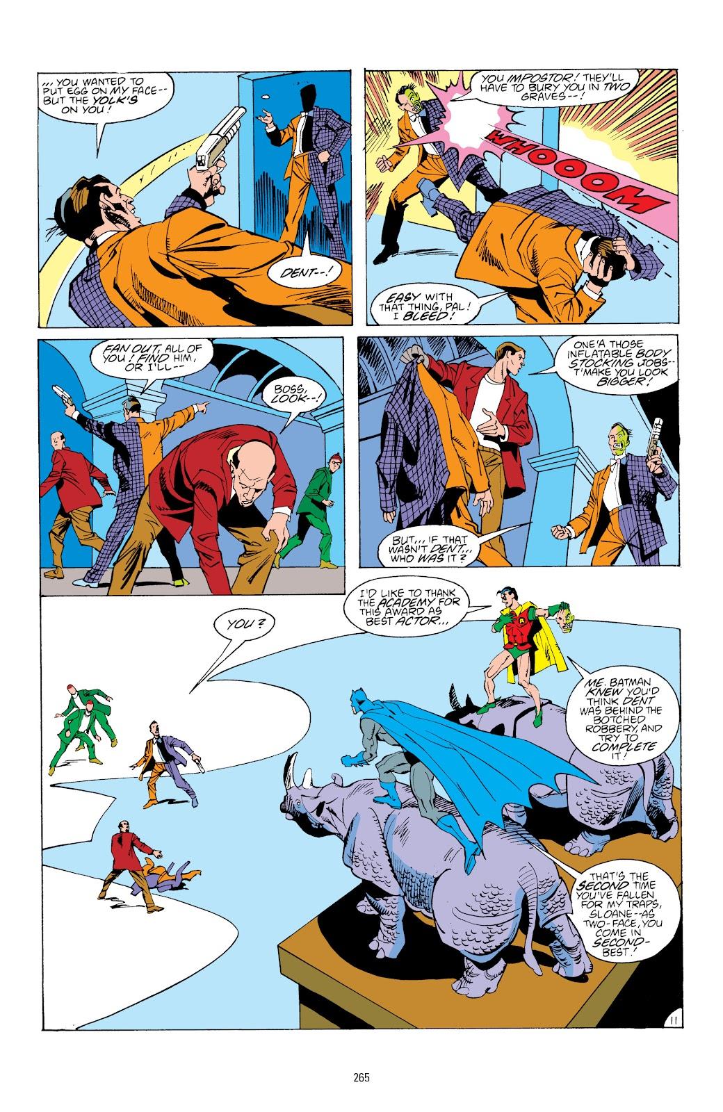 Read online Detective Comics (1937) comic -  Issue # _TPB Batman - The Dark Knight Detective 1 (Part 3) - 65