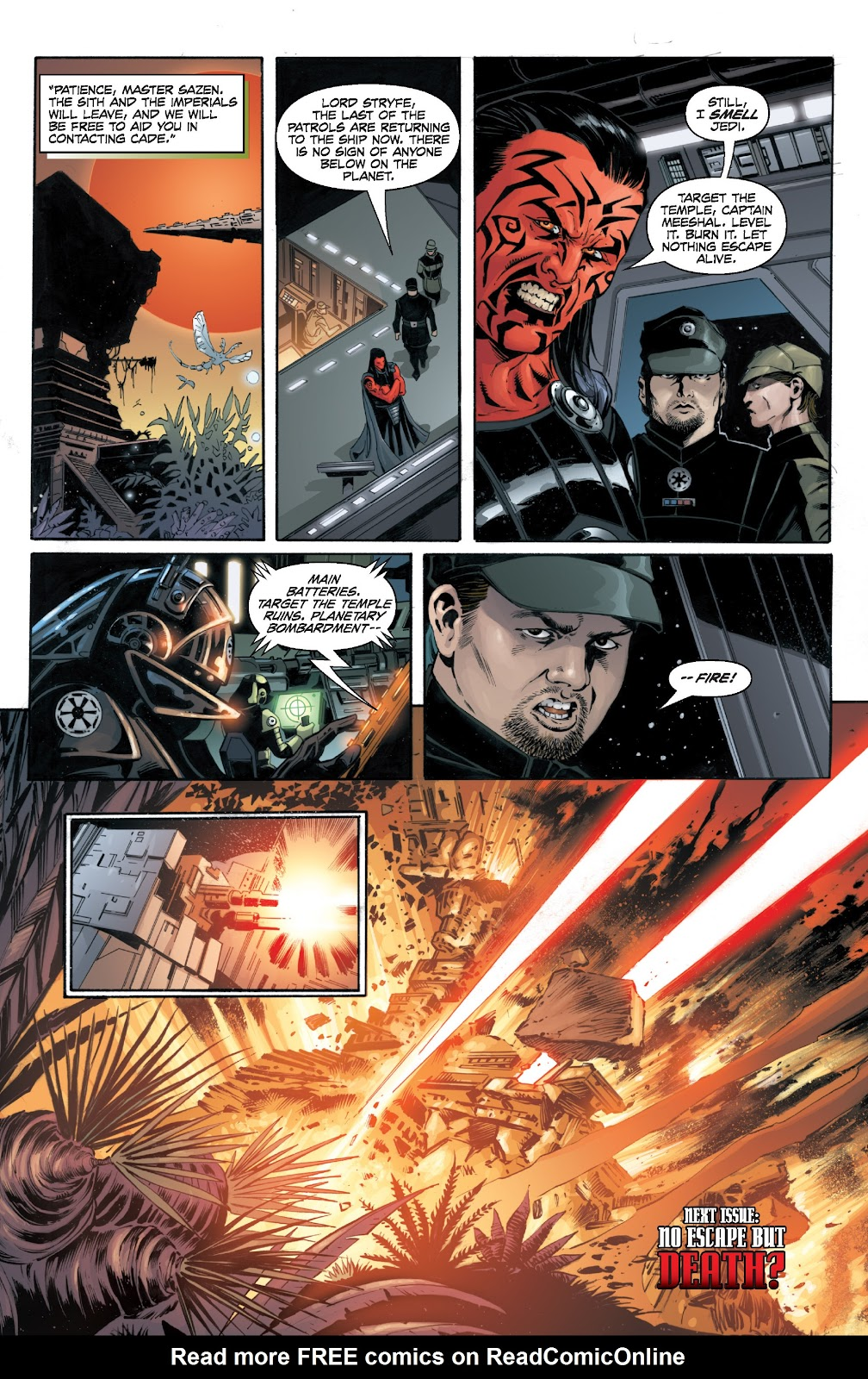 Read online Star Wars Legends: Legacy - Epic Collection comic -  Issue # TPB 1 (Part 5) - 14