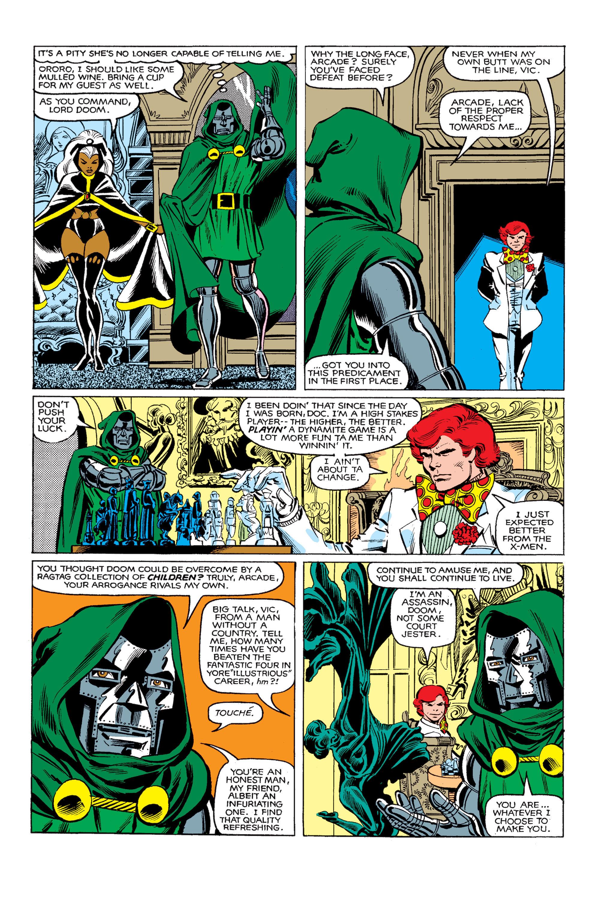 Read online Uncanny X-Men (1963) comic -  Issue #146 - 3