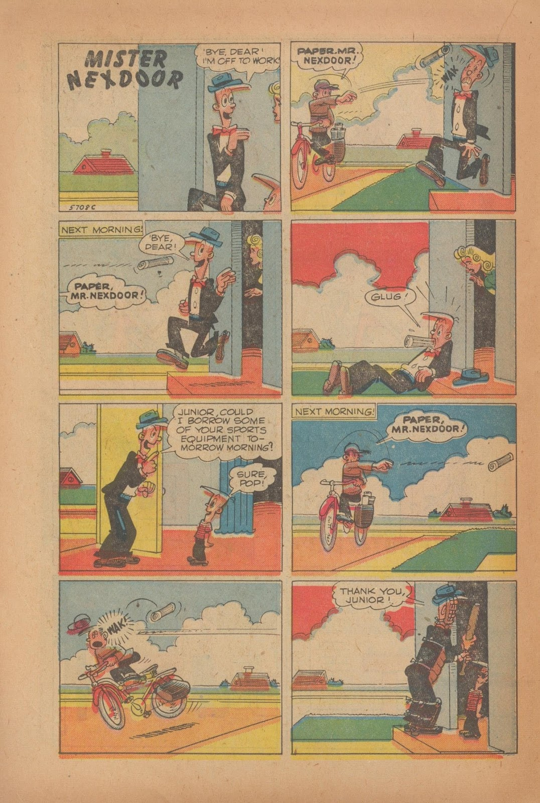 Nellie The Nurse (1945) issue 28 - Page 18