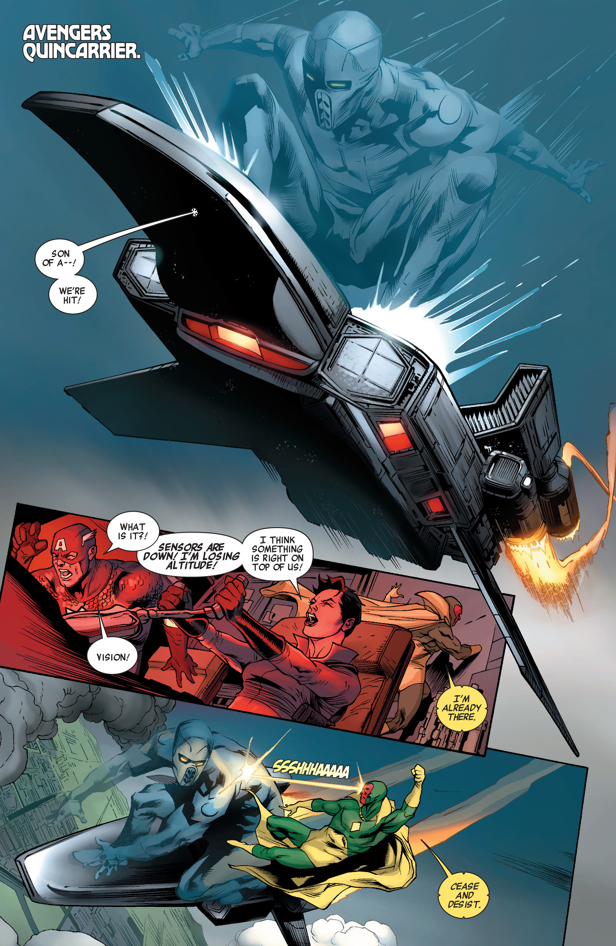 Read online Avengers (2010) comic -  Issue #21 - 14