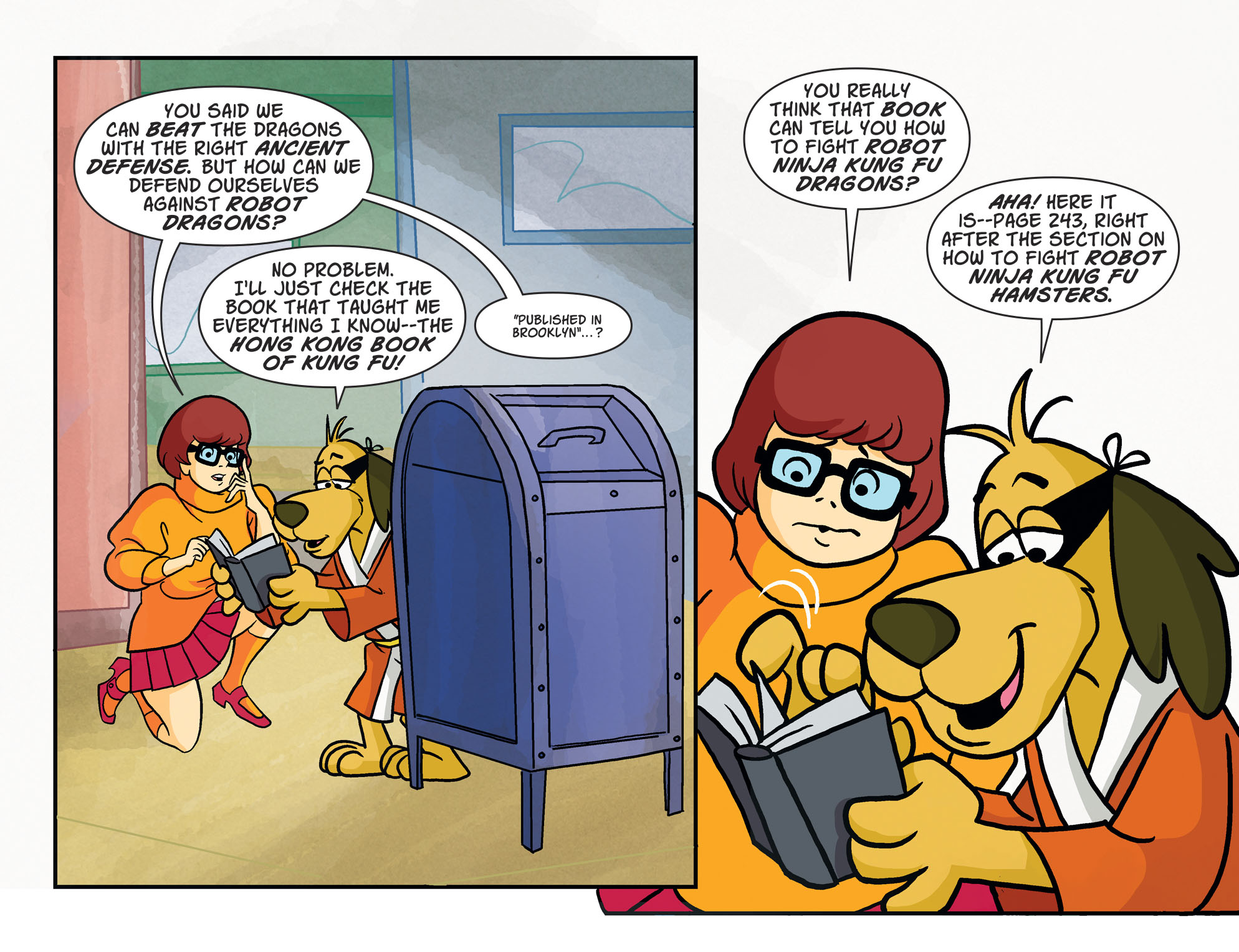 Read online Scooby-Doo! Team-Up comic -  Issue #52 - 8