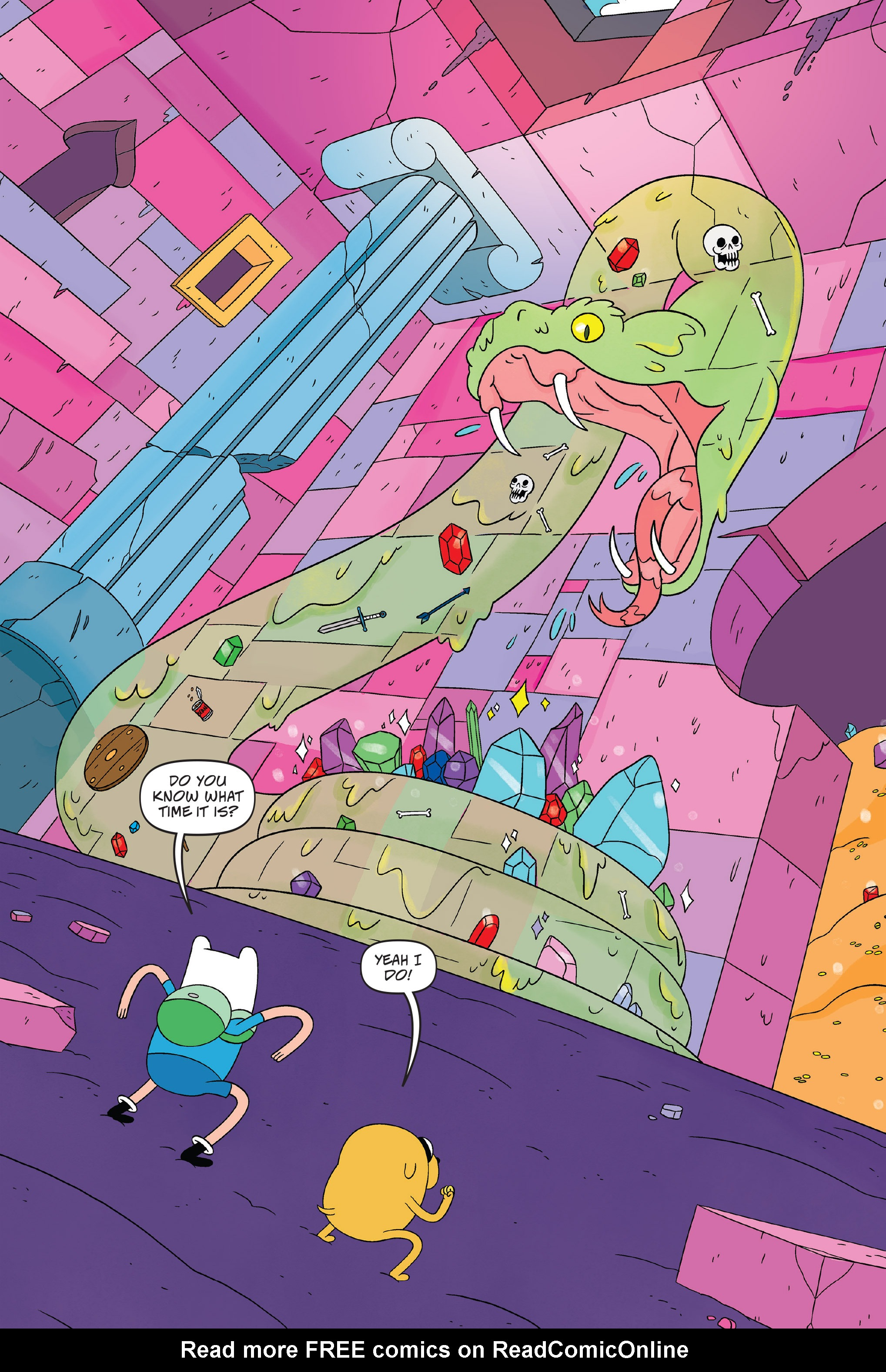 Read online Adventure Time comic -  Issue #Adventure Time _TPB 7 - 6