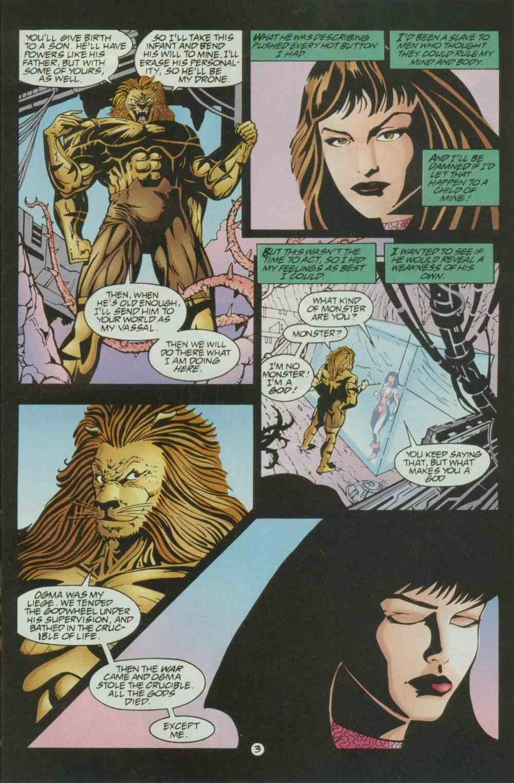 Read online Ultraverse Premiere comic -  Issue #8 - 15