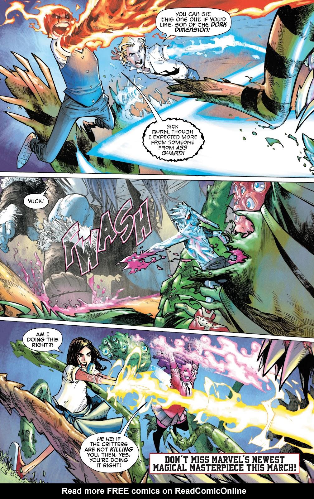 Read online Dr. Strange comic -  Issue #2 - 30
