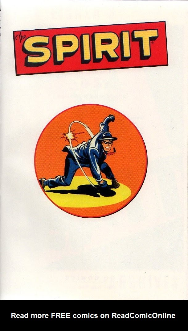 Read online Will Eisner's The Spirit Archives comic -  Issue # TPB 26 (Part 1) - 8