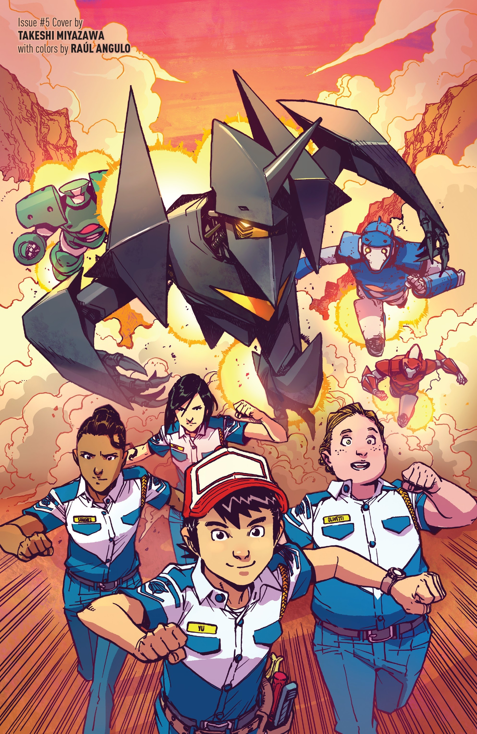 Mech Cadet Yu #_TPB_2 #15 - English 101