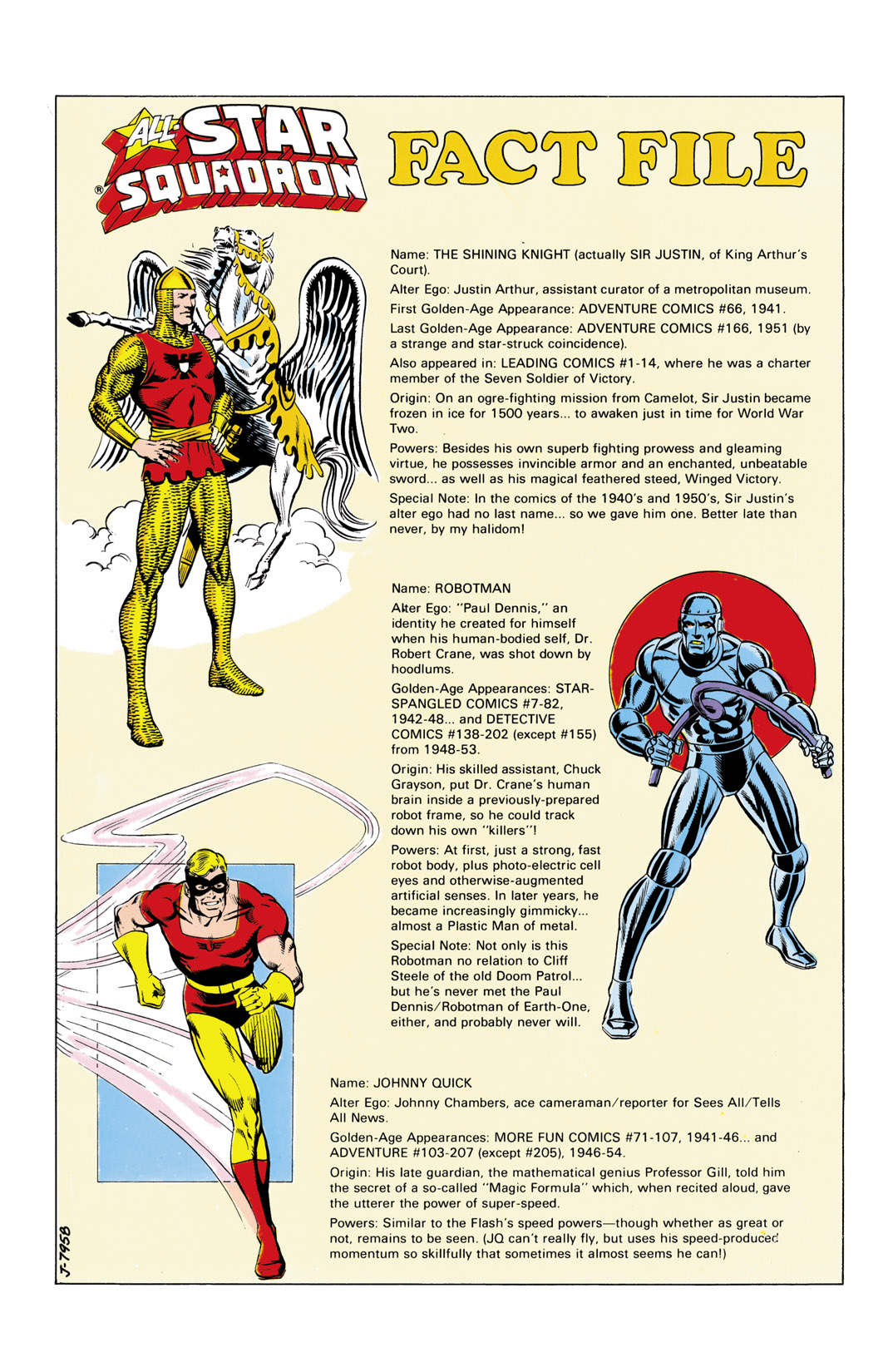 Read online All-Star Squadron comic -  Issue #8 - 26