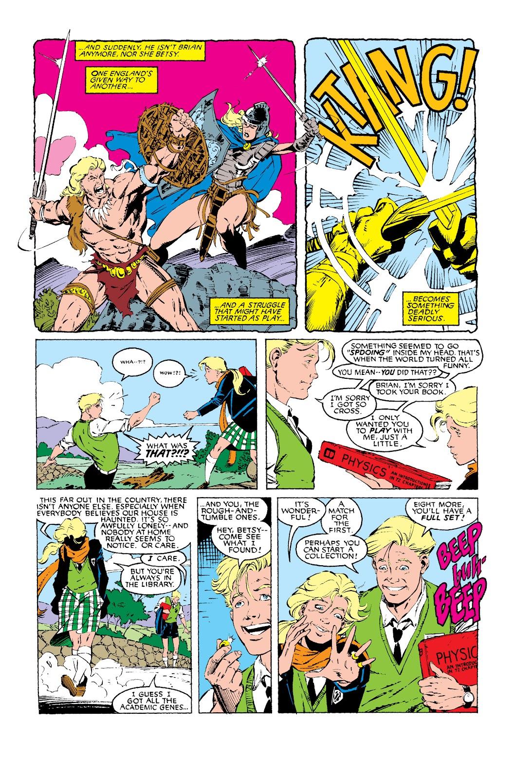 Uncanny X-Men (1963) issue 256 - Page 8