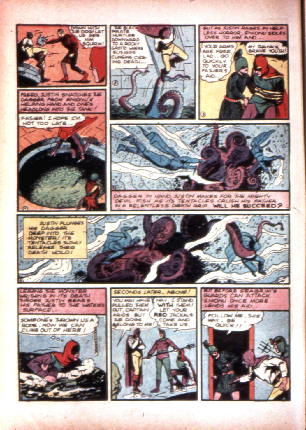 Read online Sensation (Mystery) Comics comic -  Issue #20 - 20