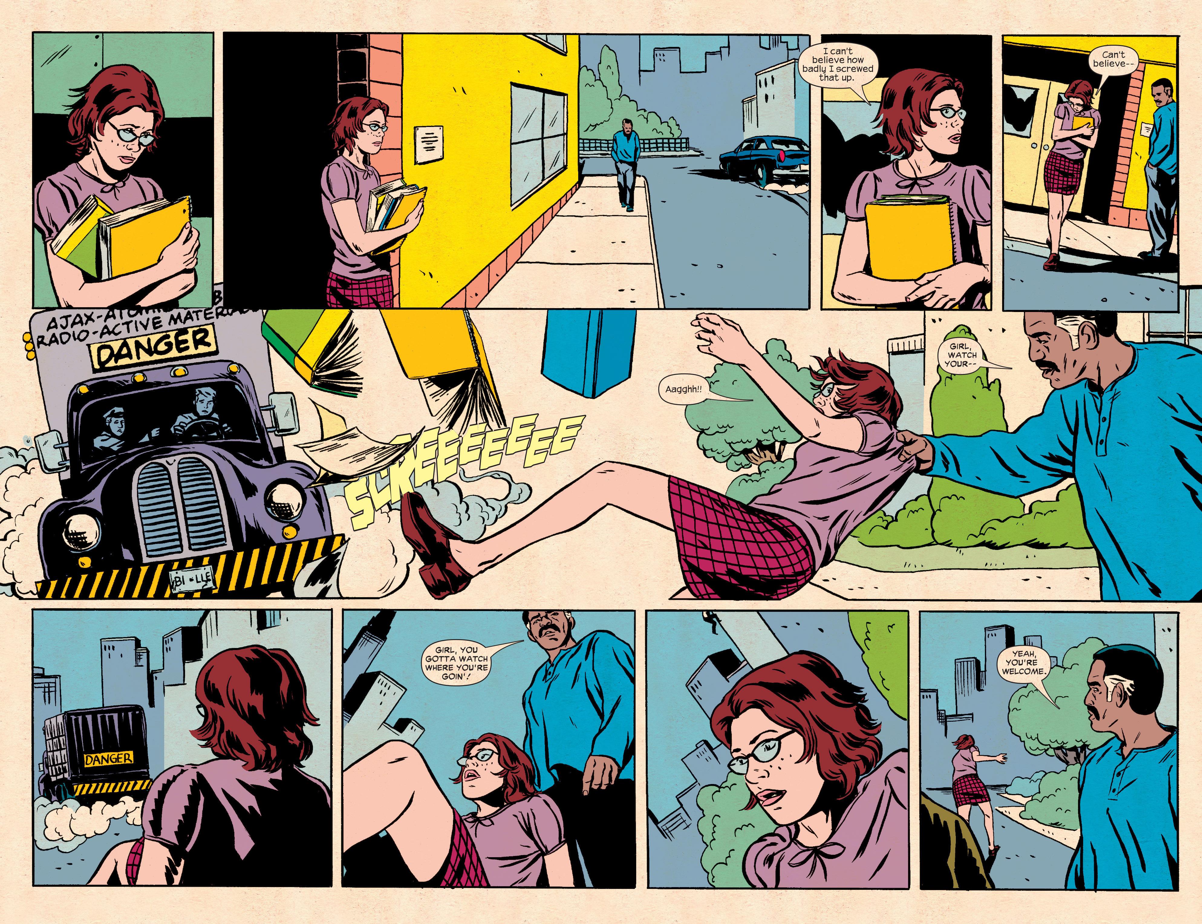 Read online Alias comic -  Issue #22 - 7