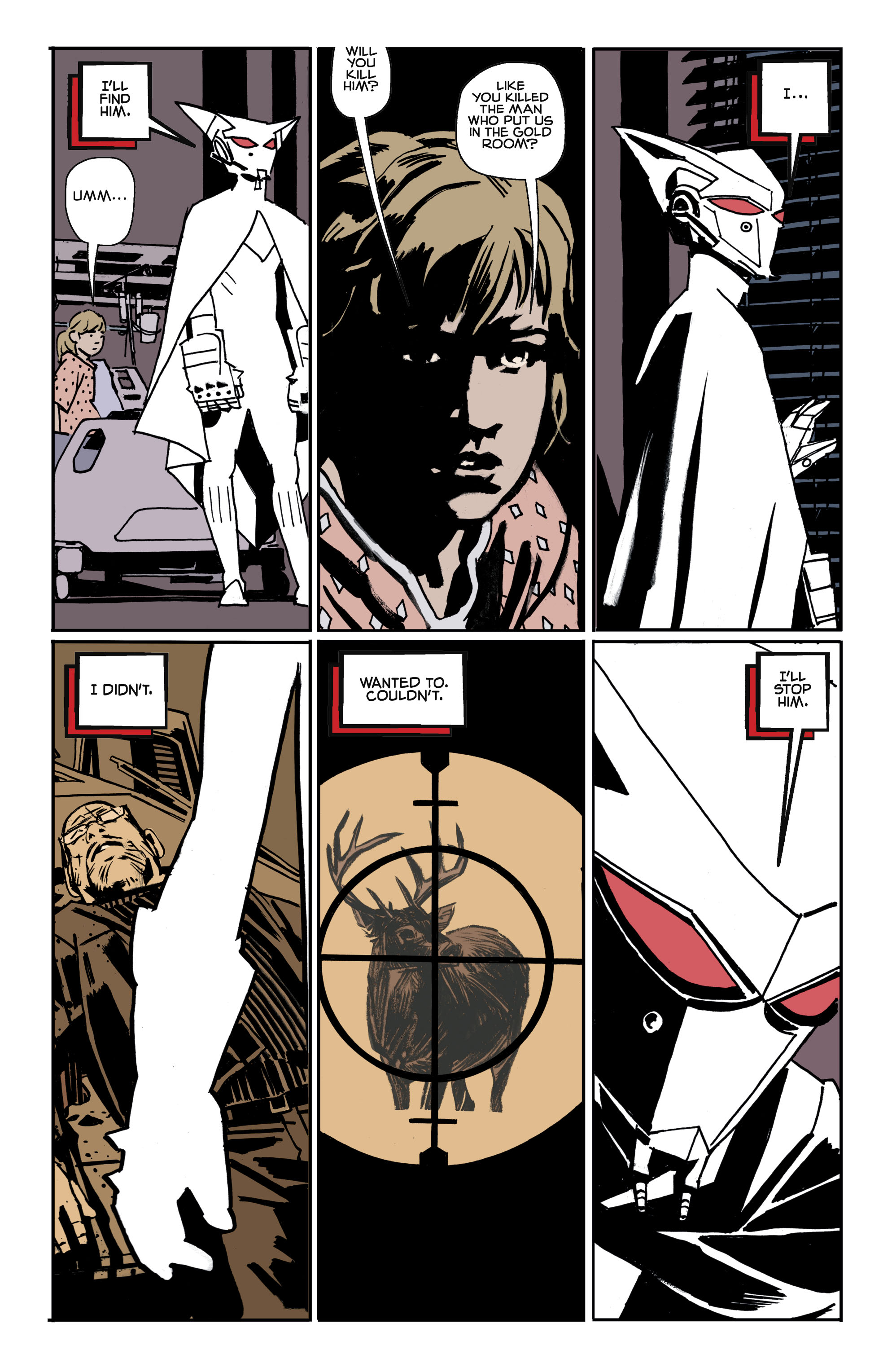 Read online Mother Panic comic -  Issue #7 - 20