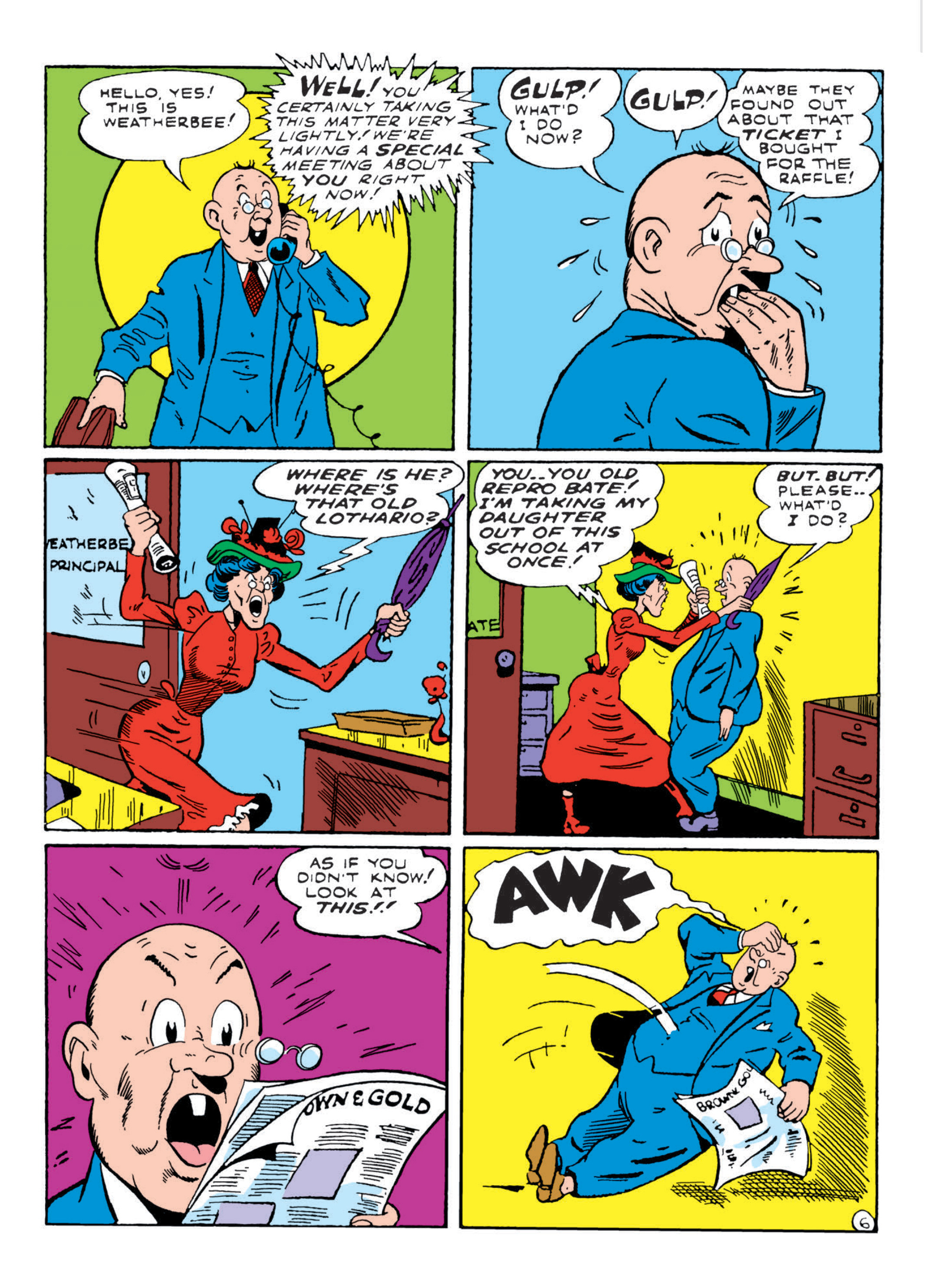Read online Archie 75th Anniversary Digest comic -  Issue #5 - 35