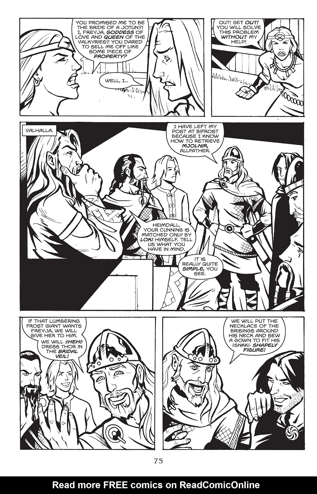 Read online Gods of Asgard comic -  Issue # TPB (Part 1) - 76