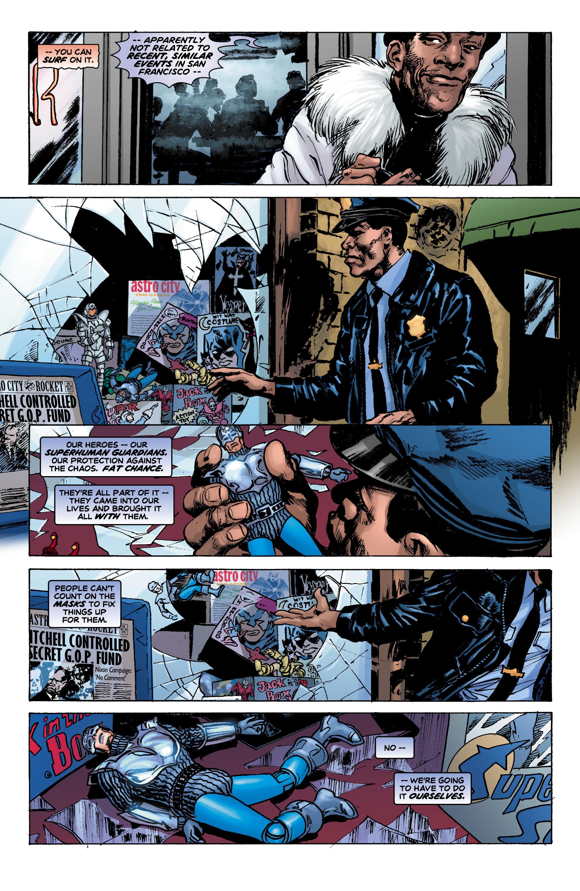 Read online Astro City: Dark Age/Book One comic -  Issue #1 - 6