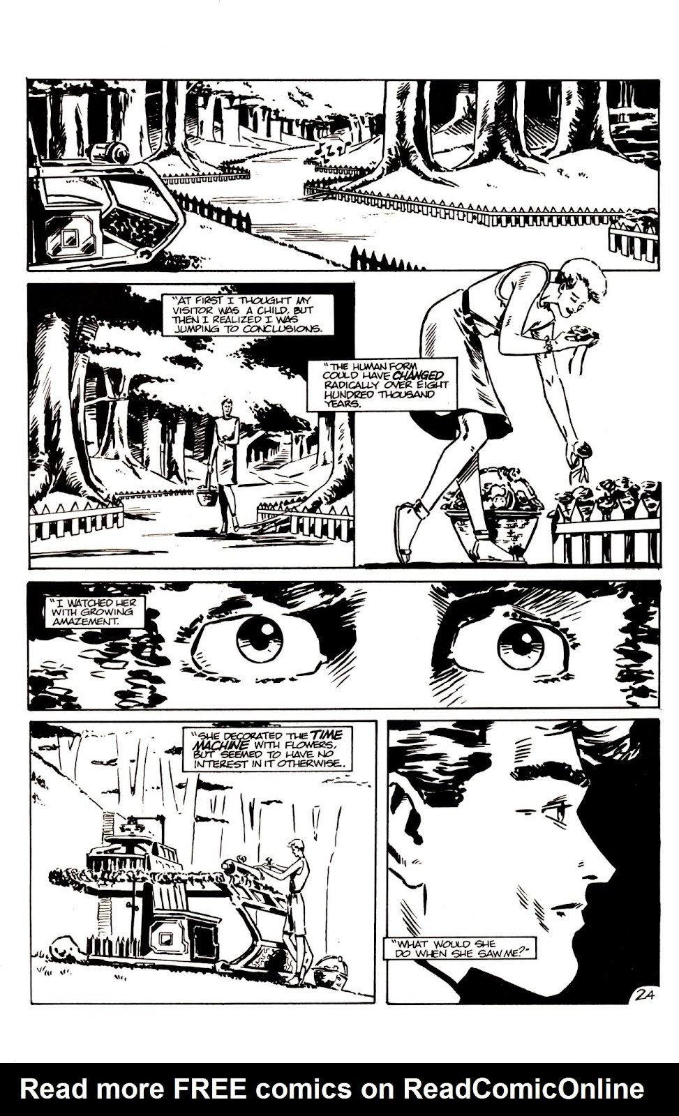The Time Machine issue 1 - Page 27