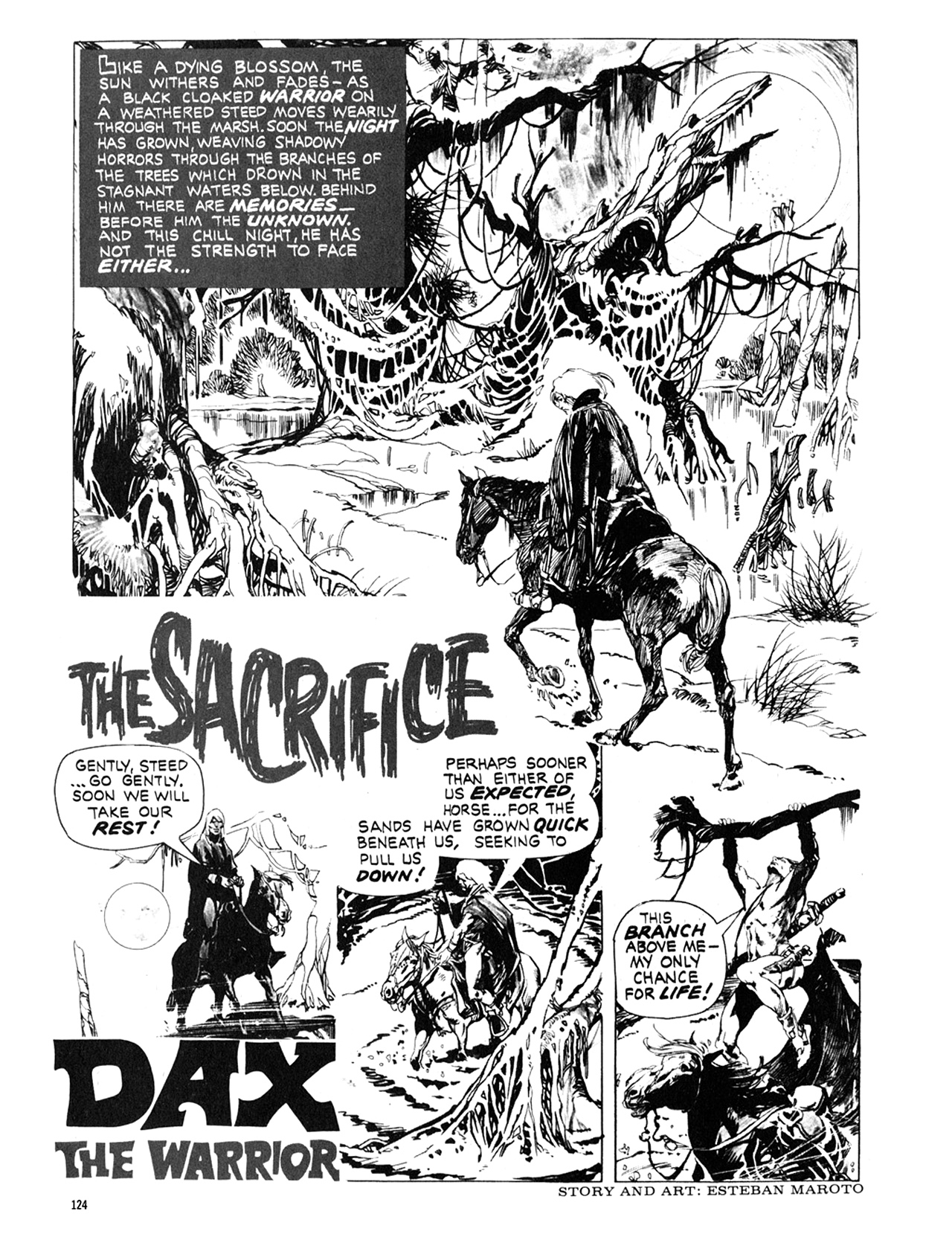 Read online Eerie Archives comic -  Issue # TPB 10 - 125