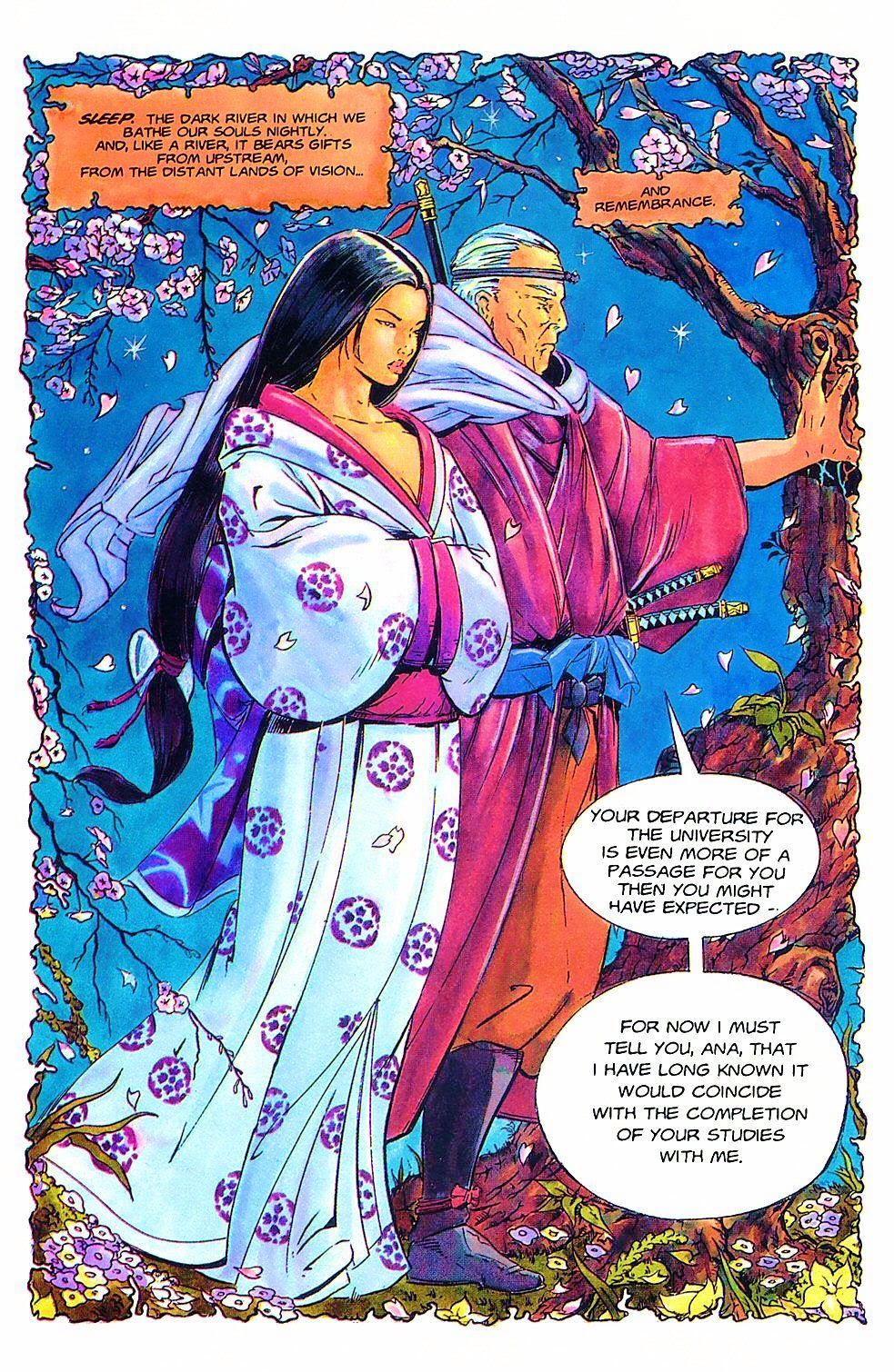 Read online Shi: The Way of the Warrior comic -  Issue #2 - 4