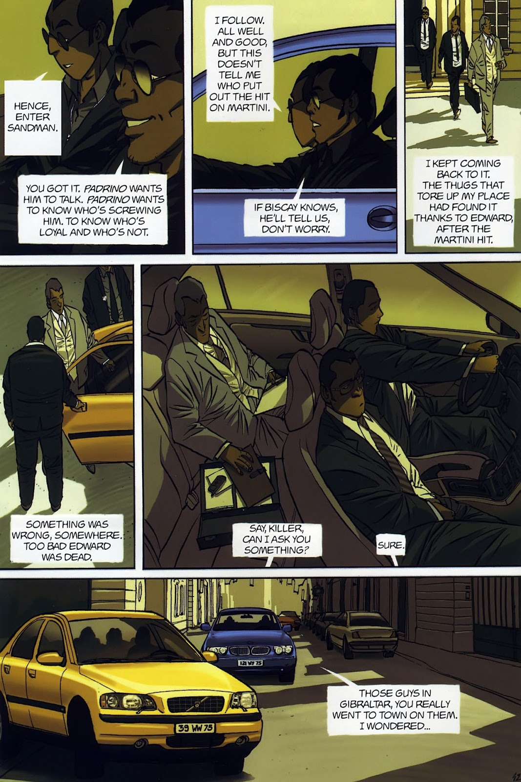 Read online The Killer comic -  Issue #8 - 15