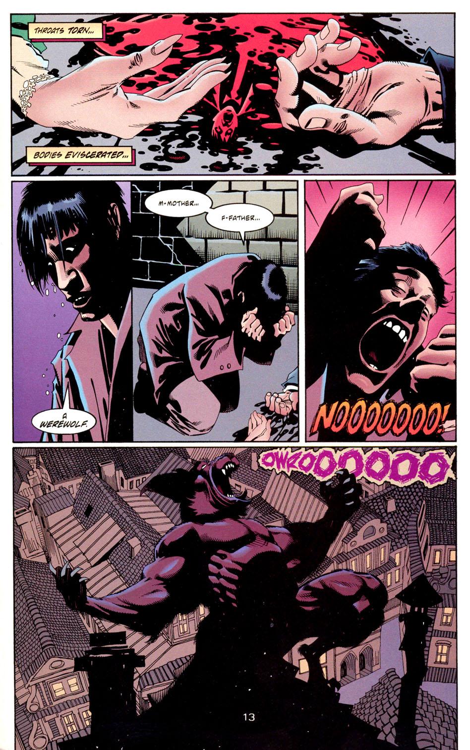 Read online Batman: Haunted Gotham comic -  Issue #1 - 15