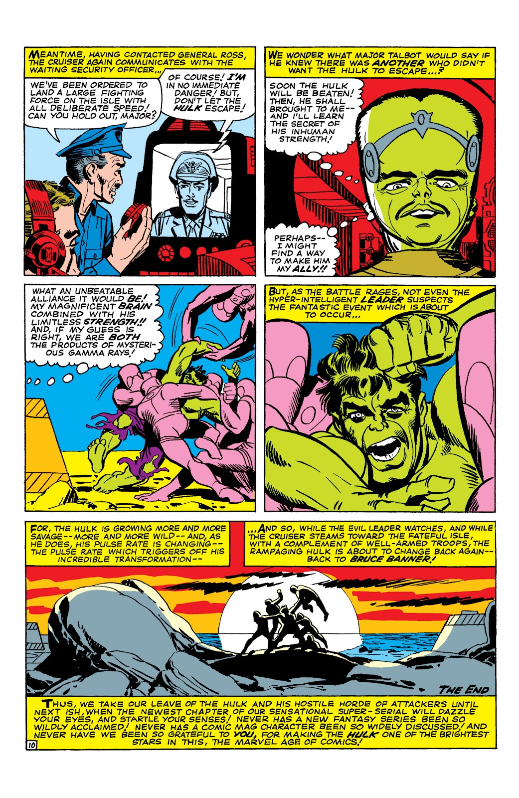 Read online Marvel Masterworks: The Incredible Hulk comic -  Issue # TPB 2 (Part 1) - 78