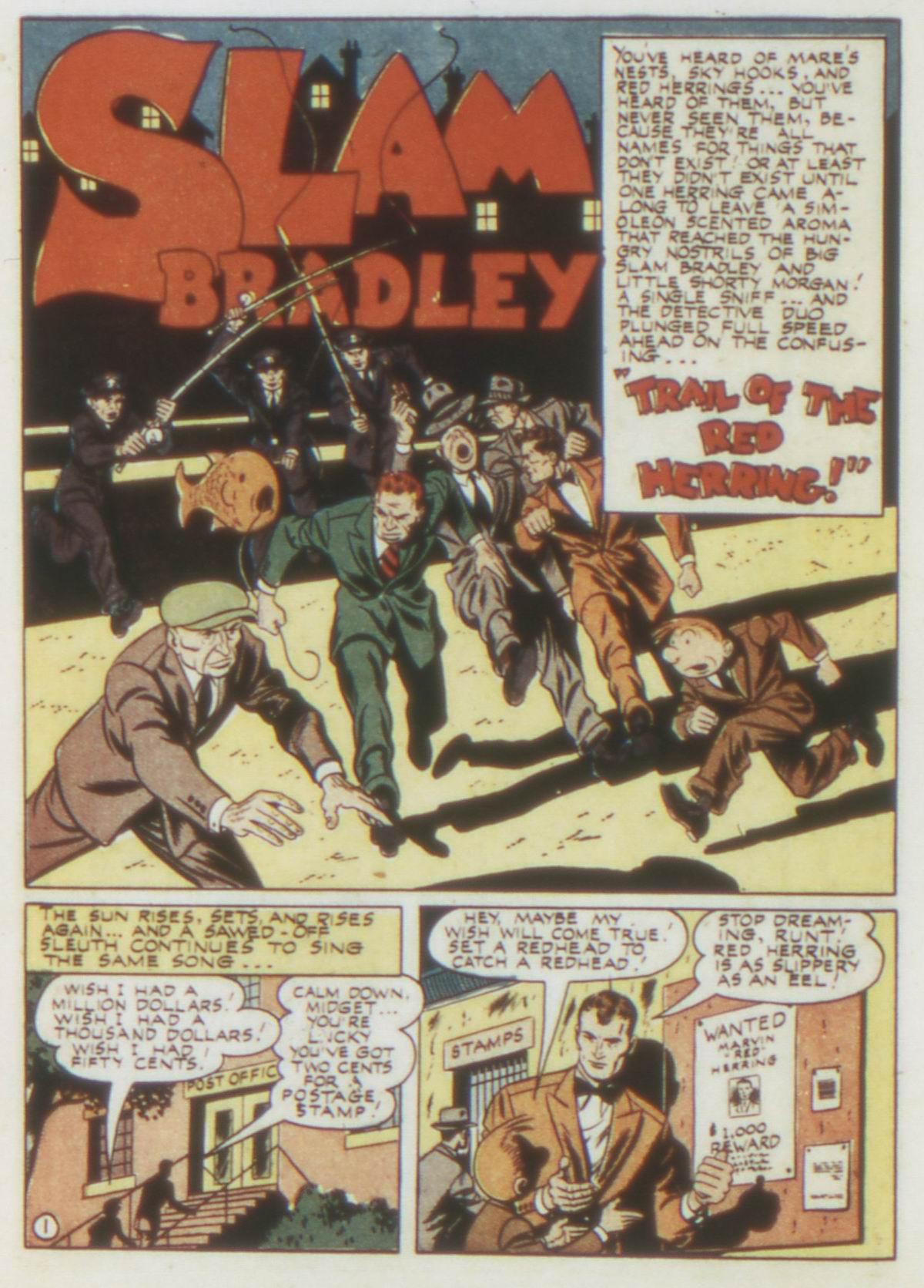 Read online Detective Comics (1937) comic -  Issue #77 - 16