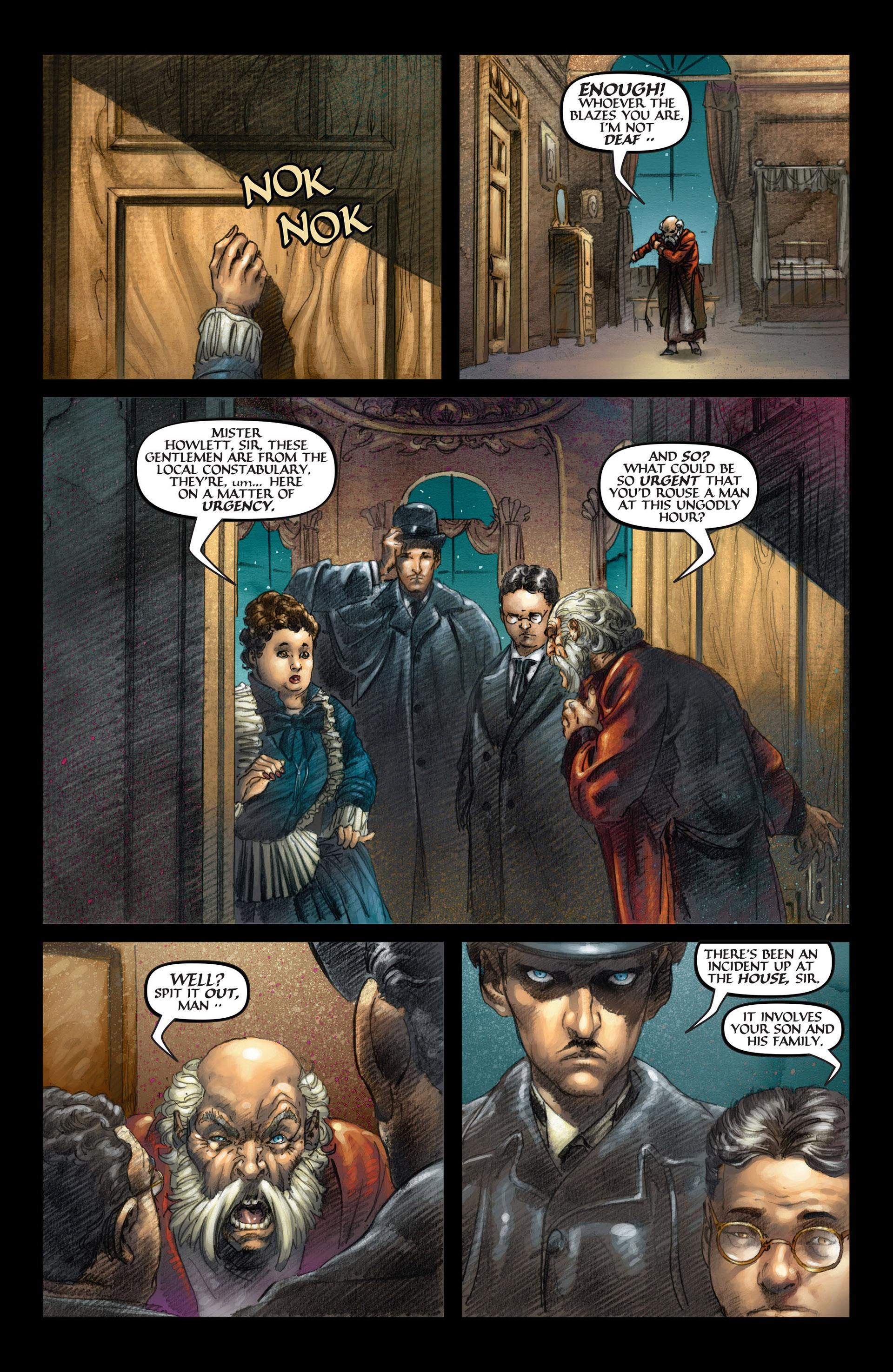 Read online Wolverine: The Origin comic -  Issue #3 - 11