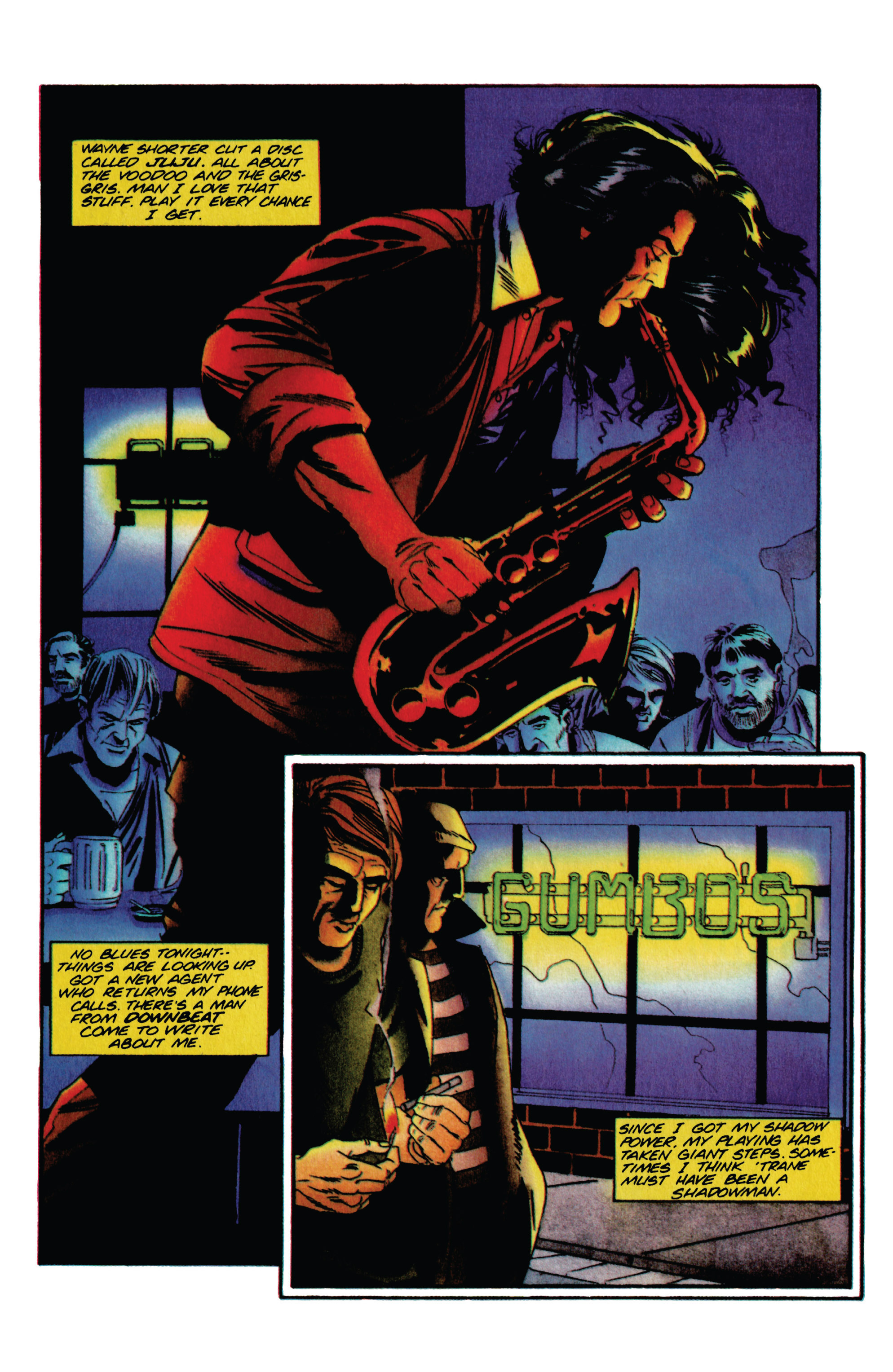 Read online Shadowman (1992) comic -  Issue #35 - 9