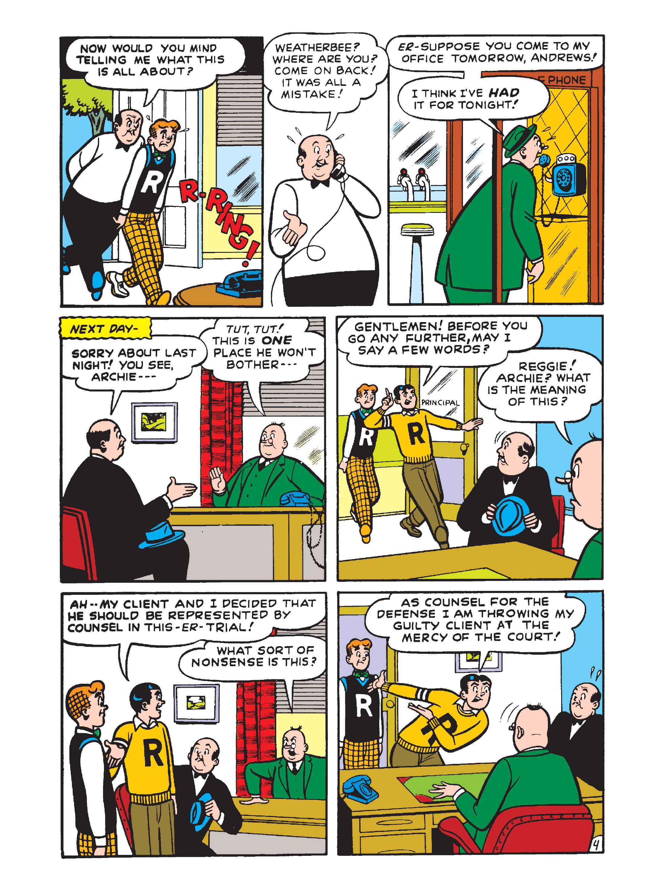 Read online Archie 1000 Page Comics Bonanza comic -  Issue #1 (Part 1) - 125