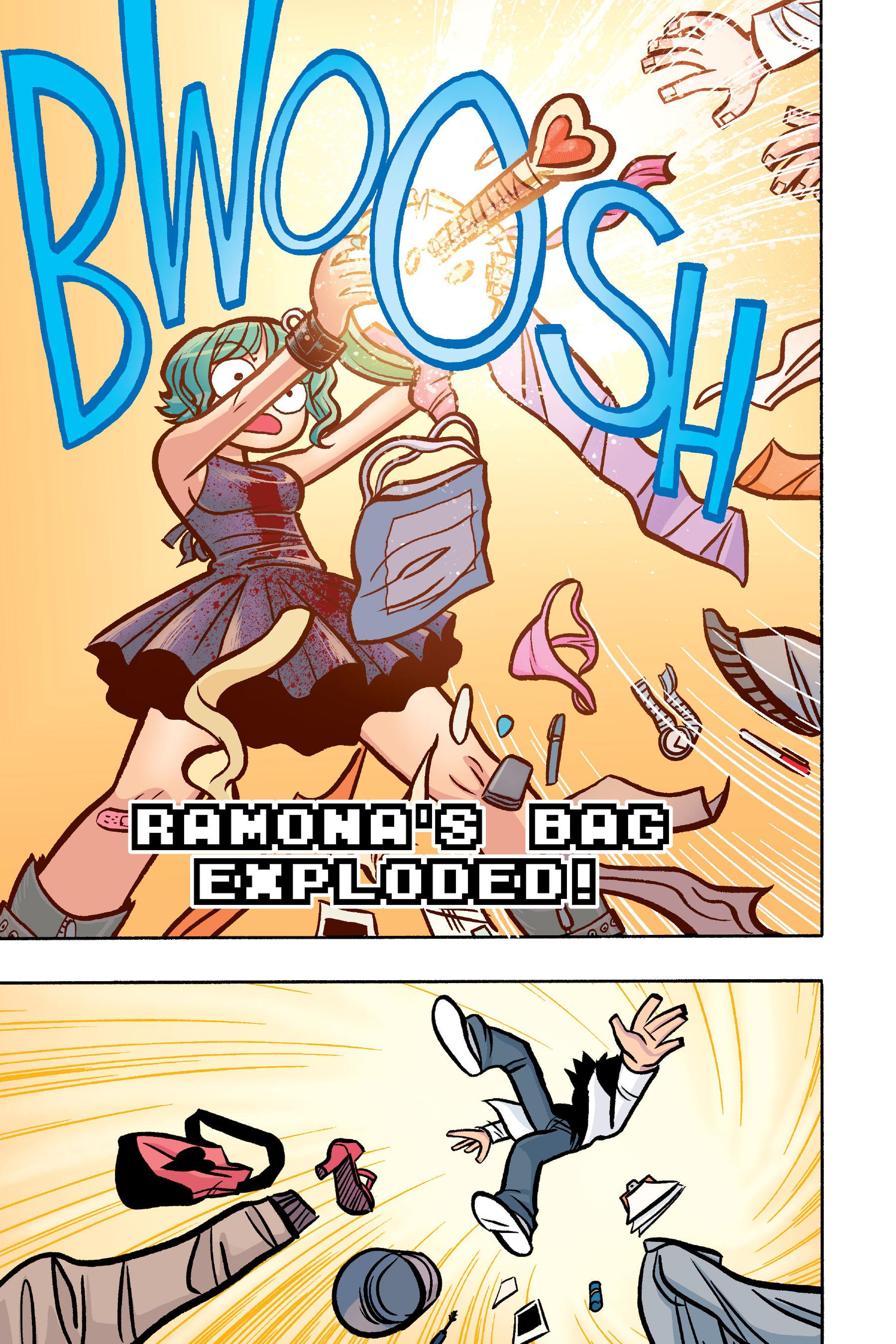 Read online Scott Pilgrim comic -  Issue #6 - 188