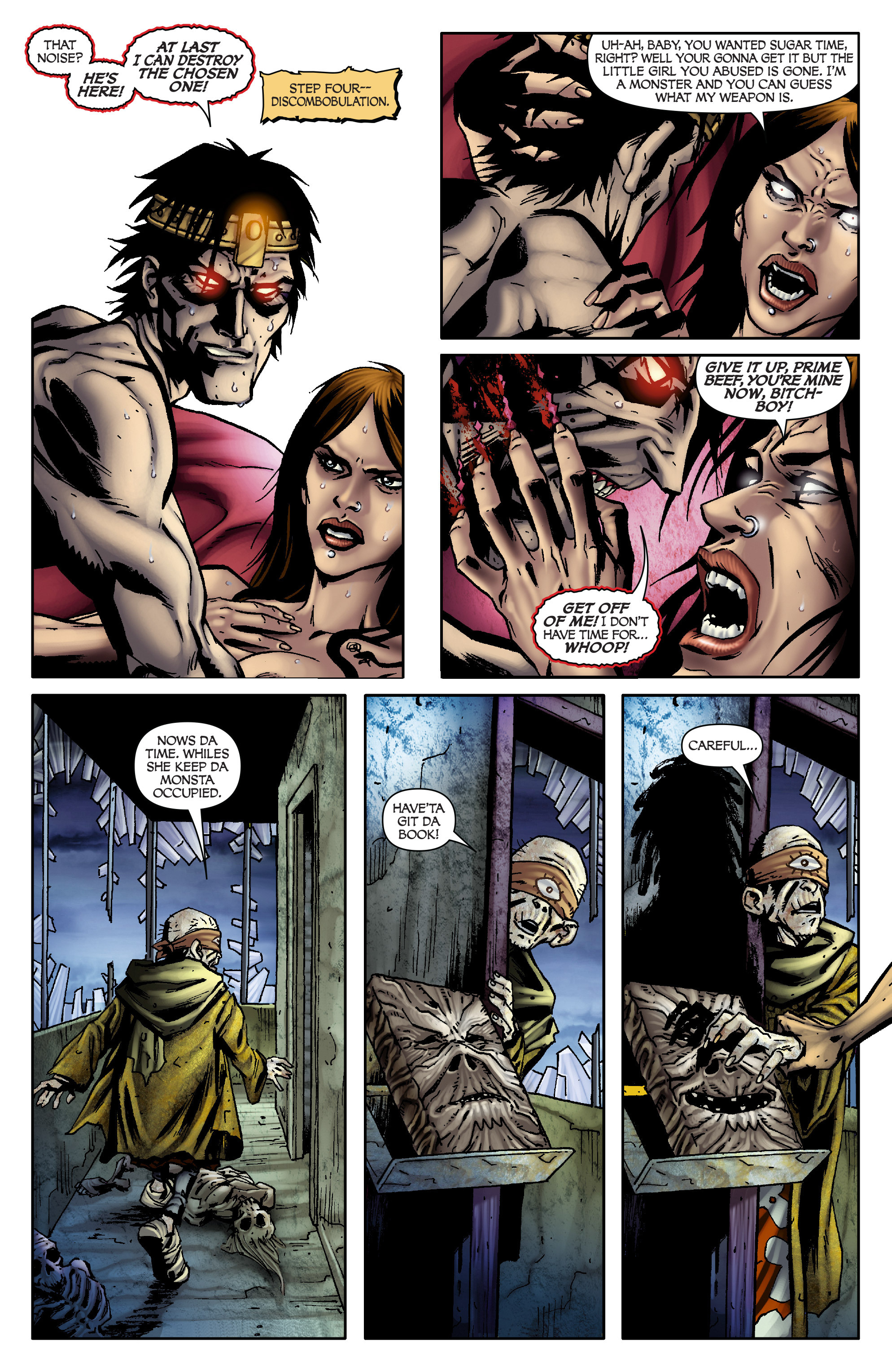 Read online Army of Darkness: From the Ashes comic -  Issue #Army of Darkness: From the Ashes TPB - 90