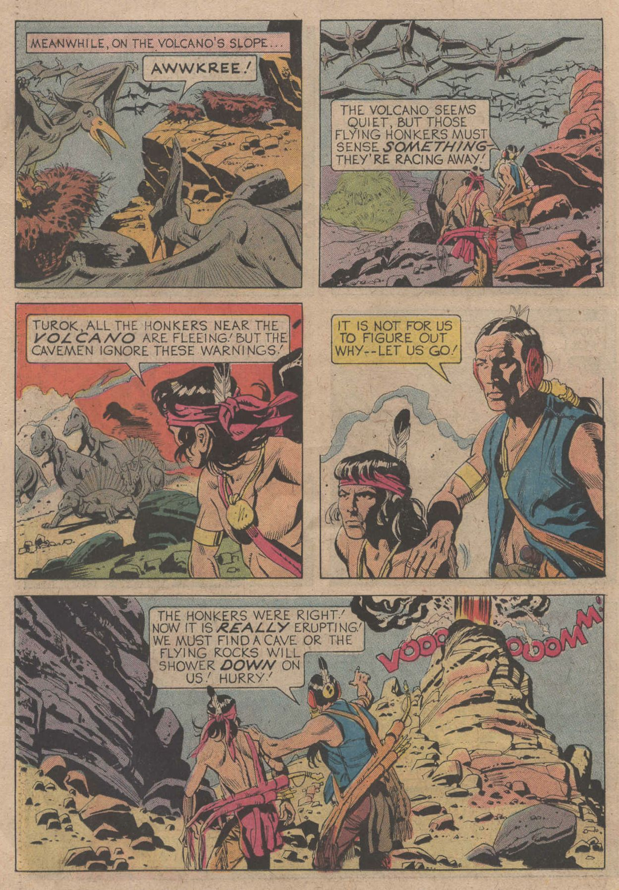 Read online Turok, Son of Stone comic -  Issue #106 - 26