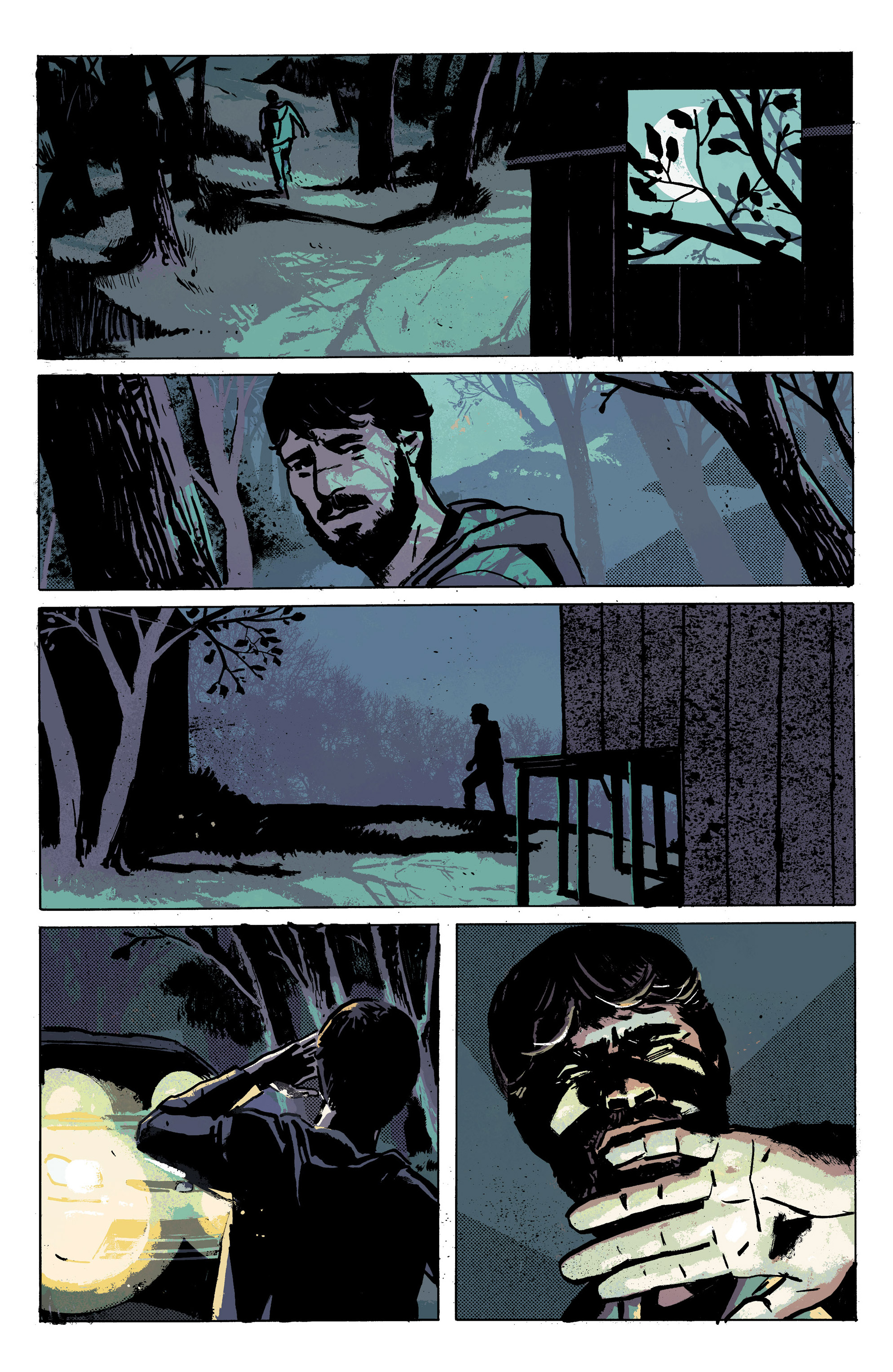 Read online Outcast by Kirkman & Azaceta comic -  Issue #28 - 21