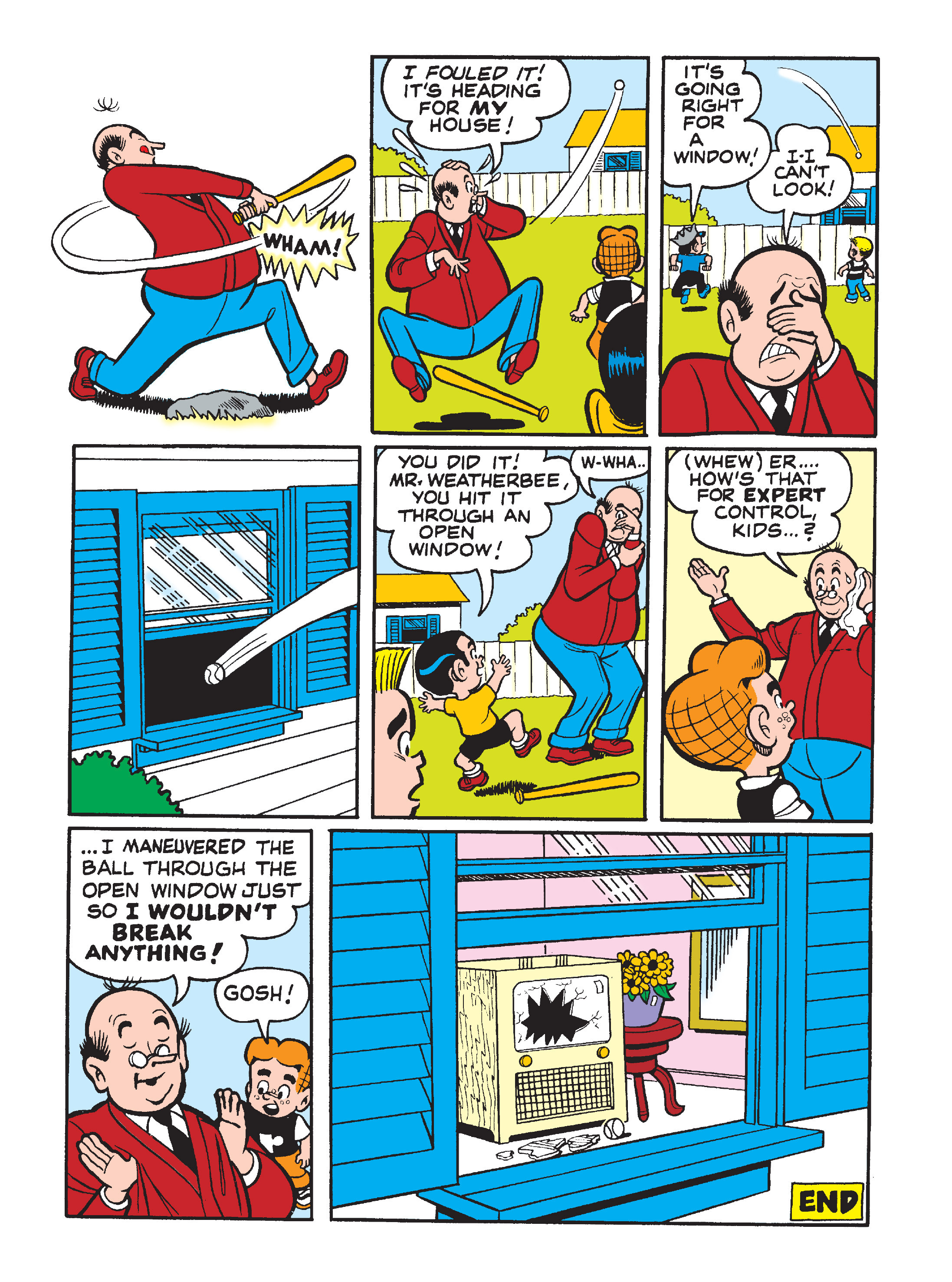 Read online Archie's Funhouse Double Digest comic -  Issue #15 - 259