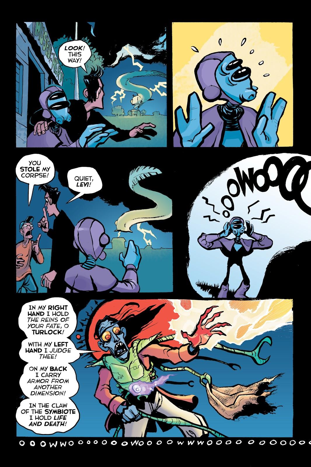 Read online Creature Tech (2019) comic -  Issue # TPB (Part 2) - 87